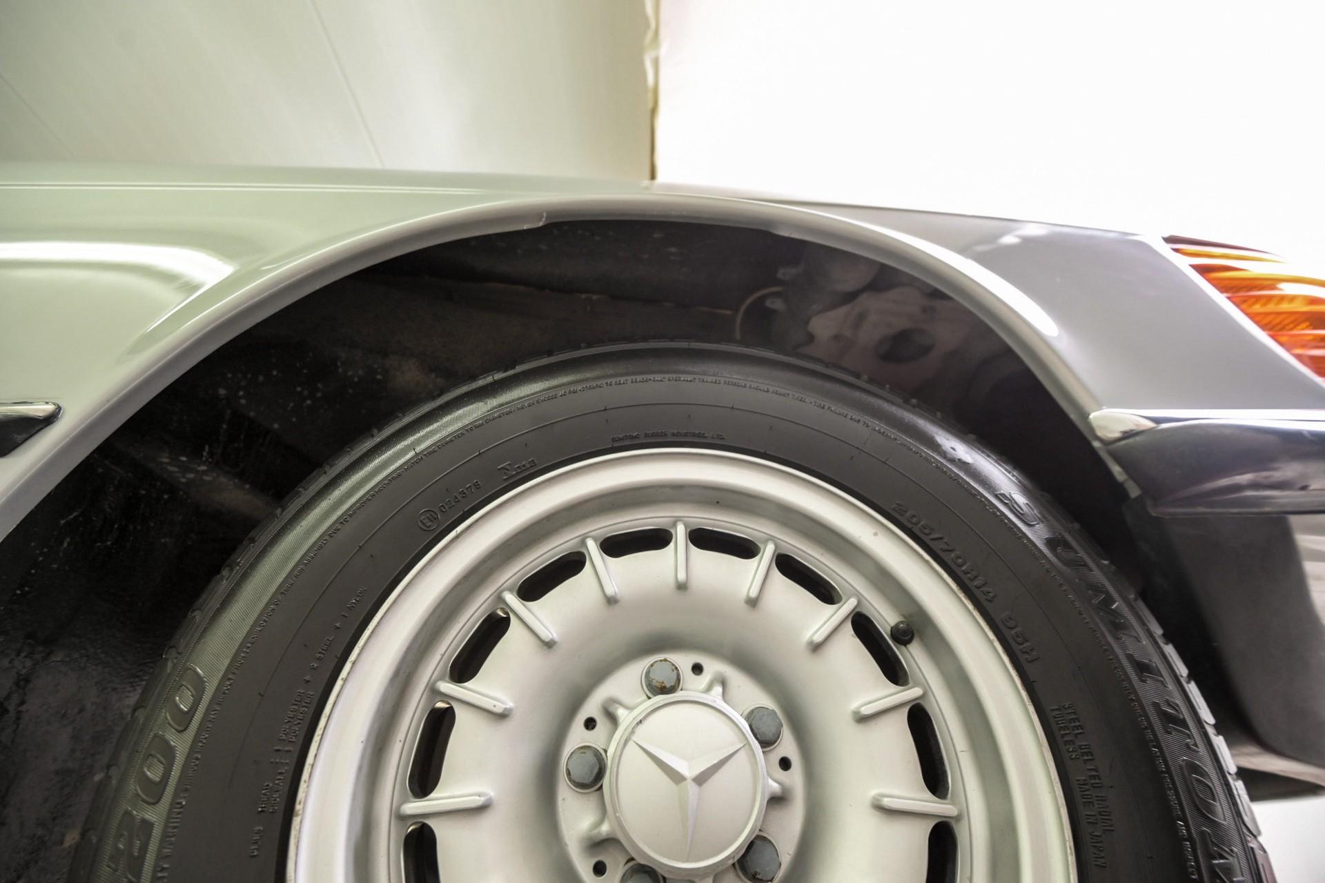 Mercedes-Benz SL-Klasse 450 SL roadster Foto 78