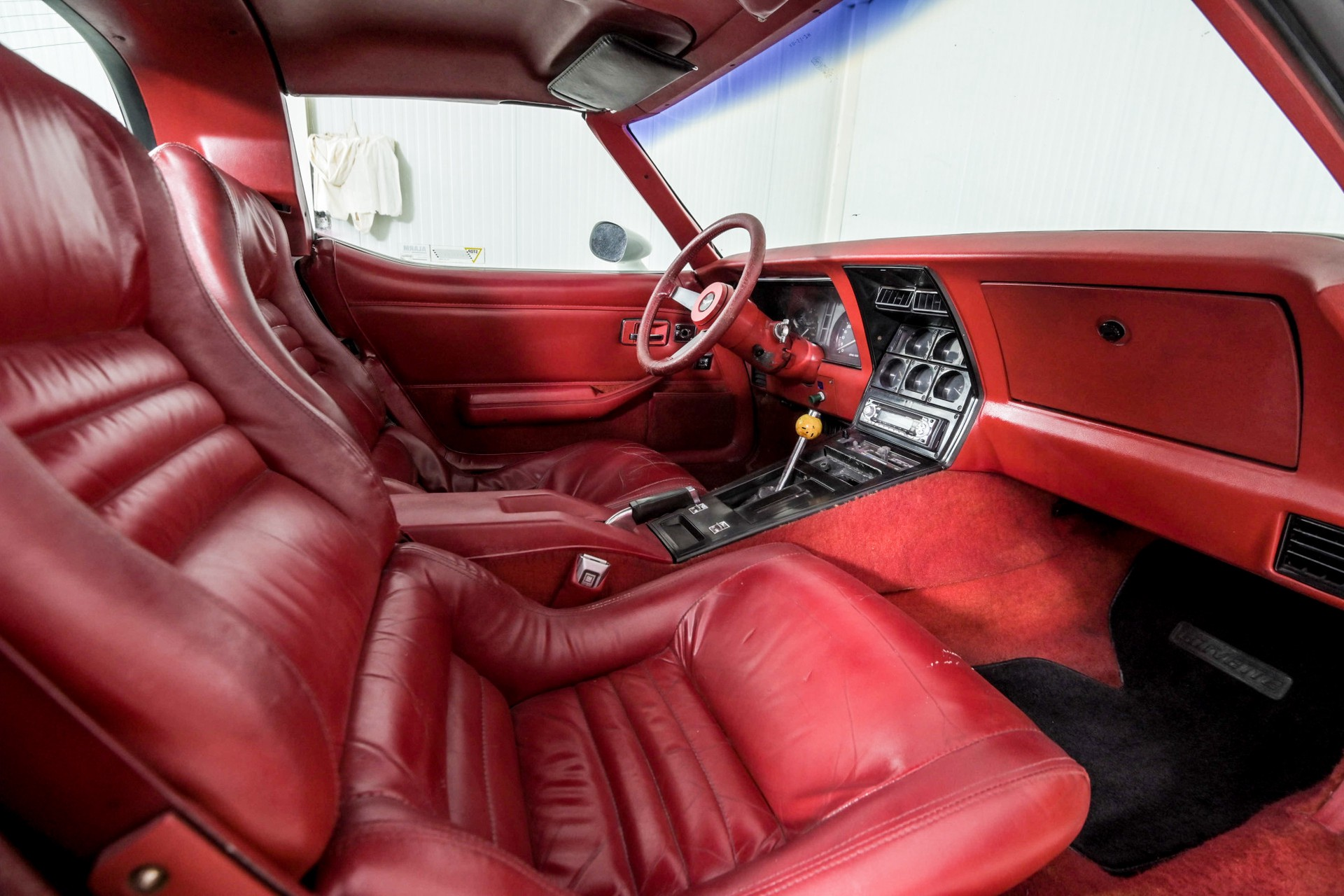 Chevrolet Corvette C3 T-Top Targa Foto 10