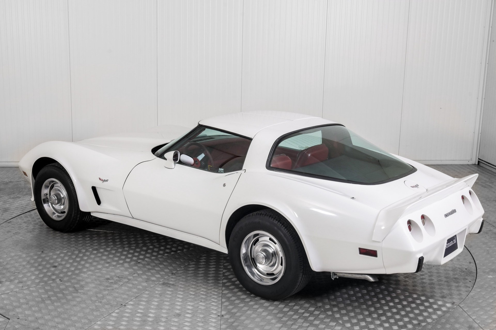 Chevrolet Corvette C3 T-Top Targa Foto 17
