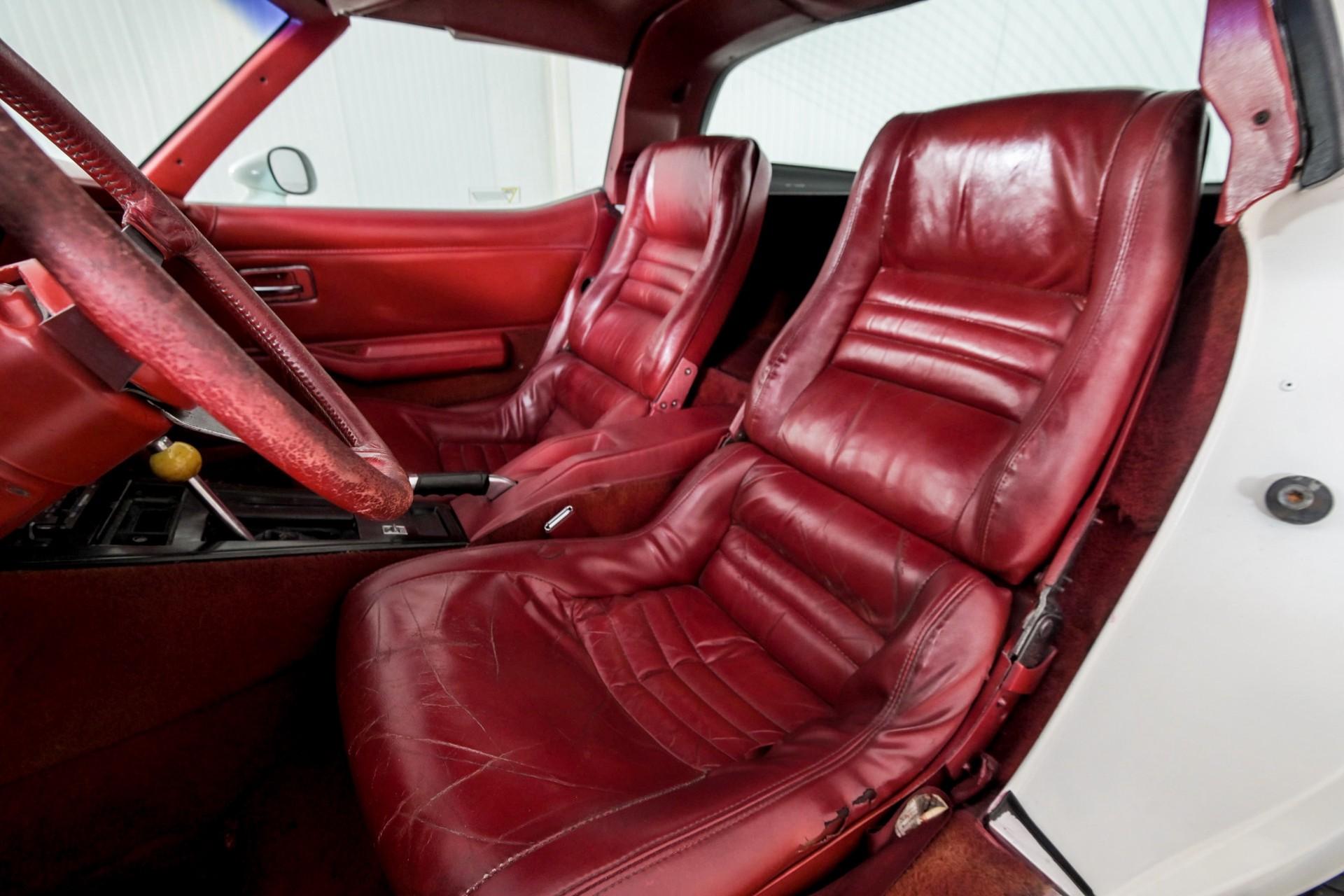 Chevrolet Corvette C3 T-Top Targa Foto 19