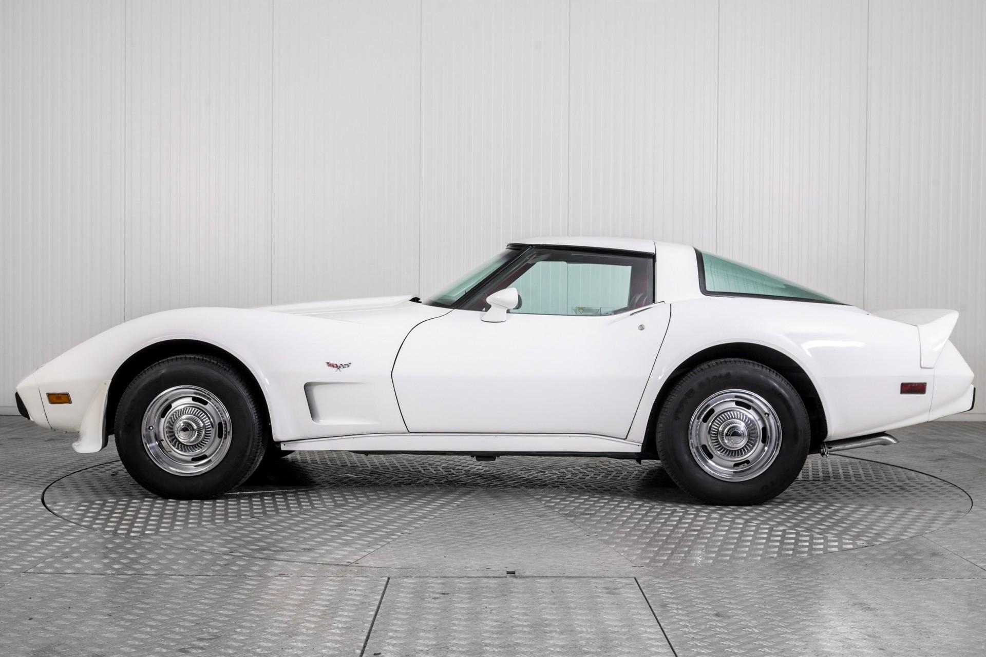 Chevrolet Corvette C3 T-Top Targa Foto 25