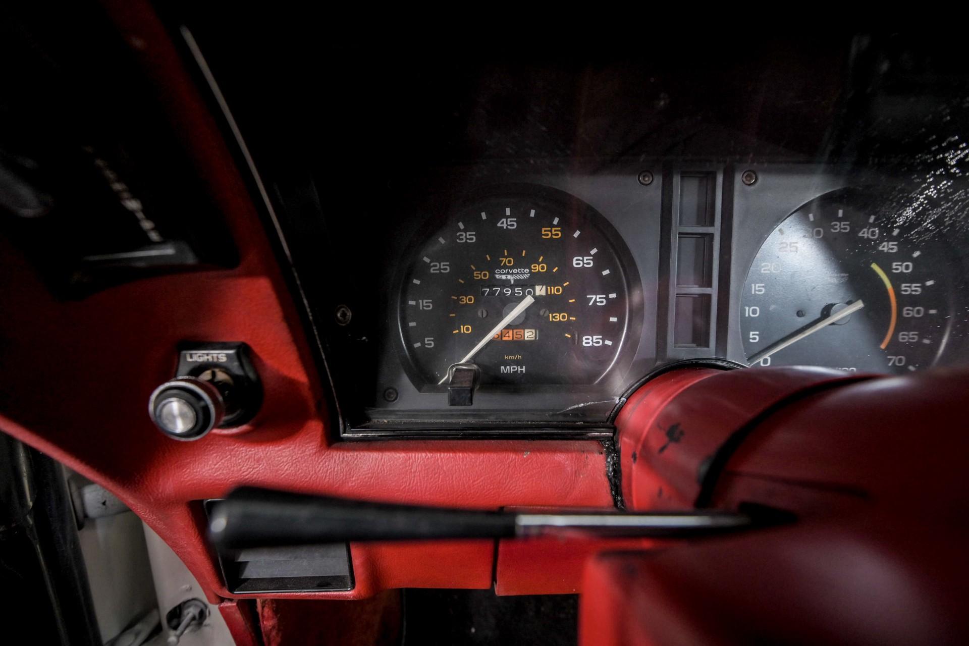 Chevrolet Corvette C3 T-Top Targa Foto 27