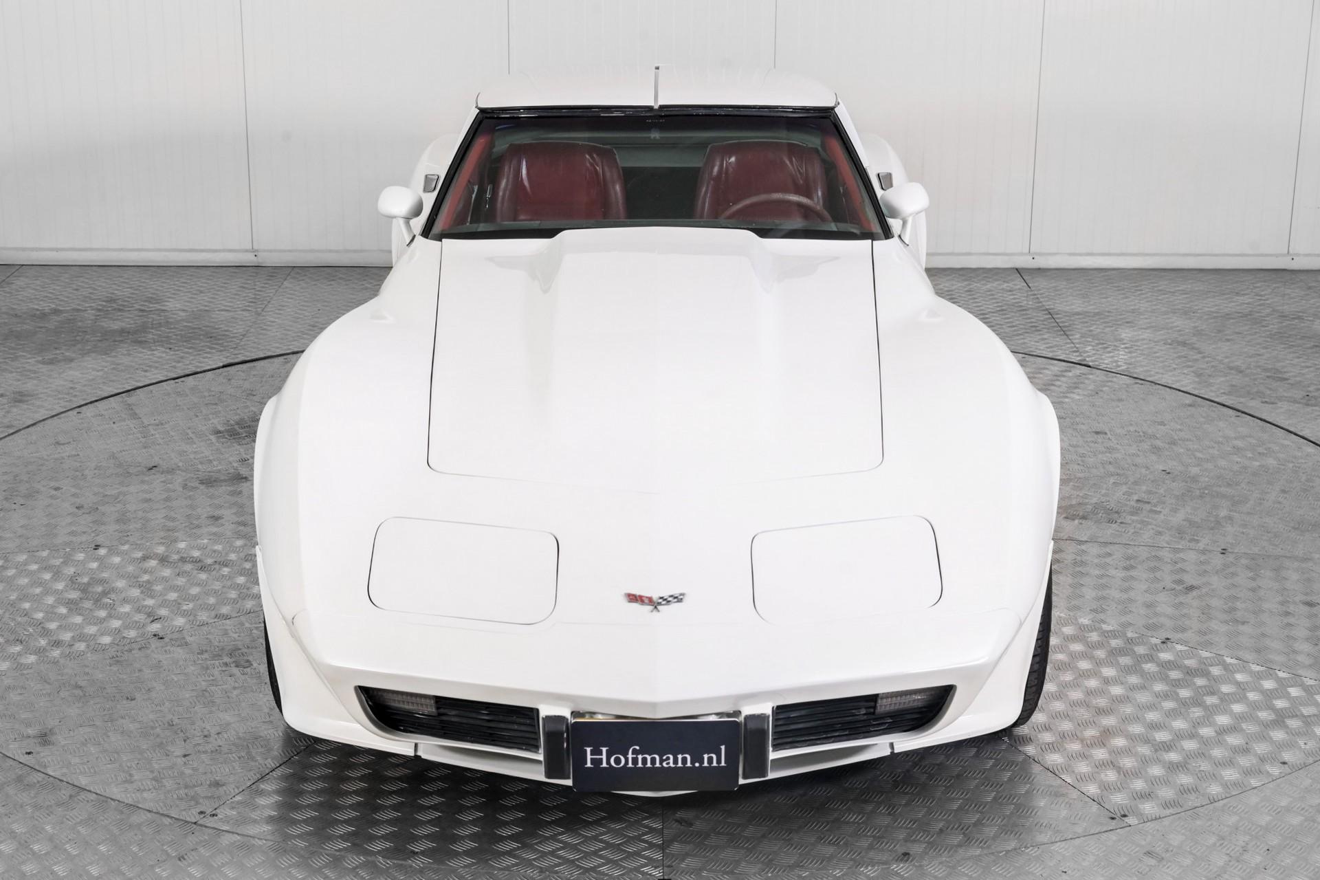 Chevrolet Corvette C3 T-Top Targa Foto 30