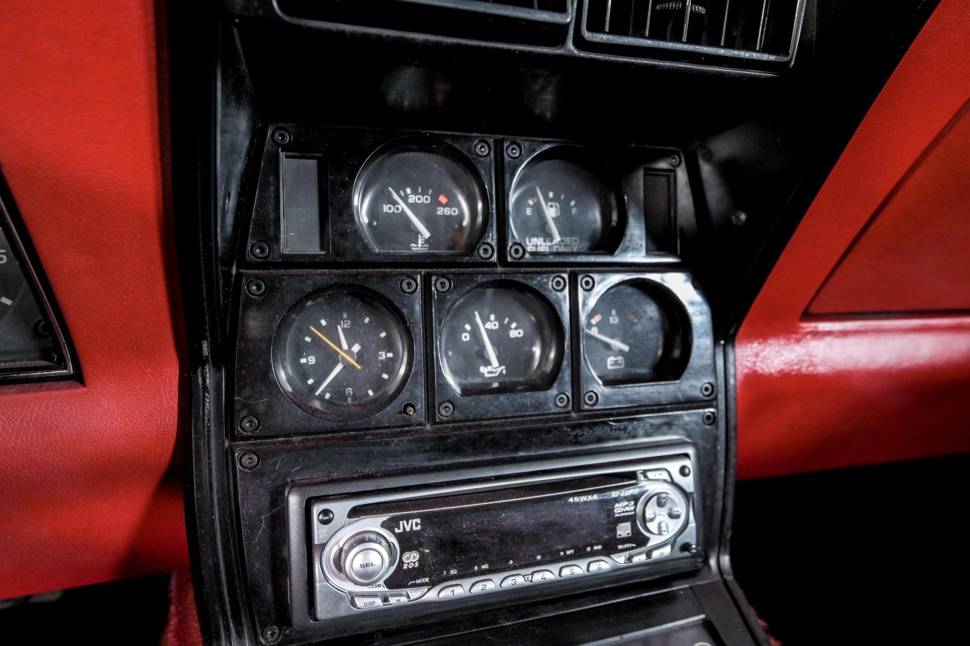 Chevrolet Corvette C3 T-Top Targa Foto 32
