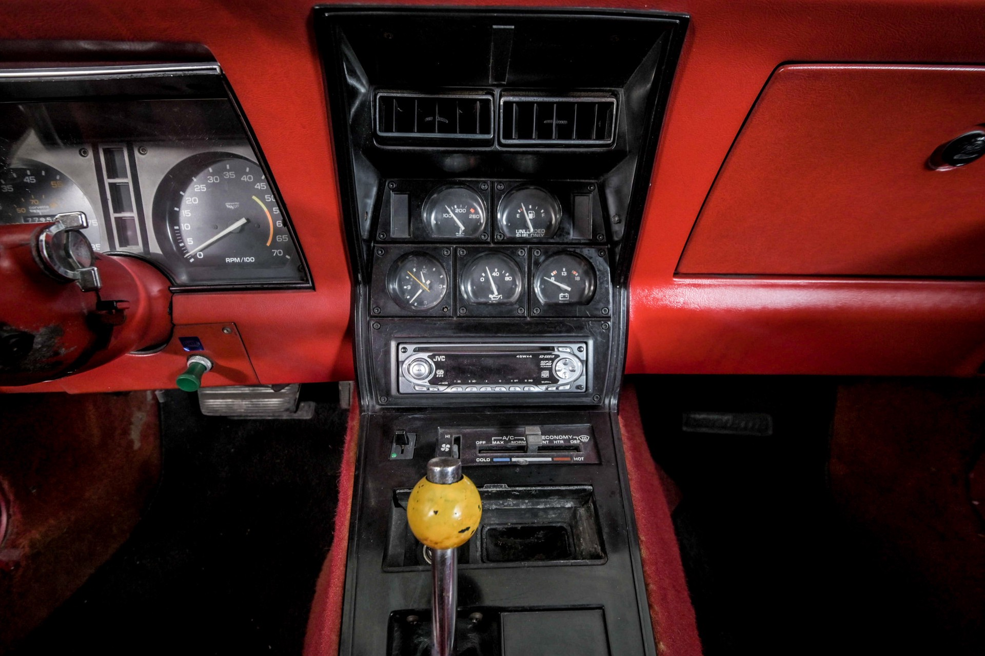 Chevrolet Corvette C3 T-Top Targa Foto 33