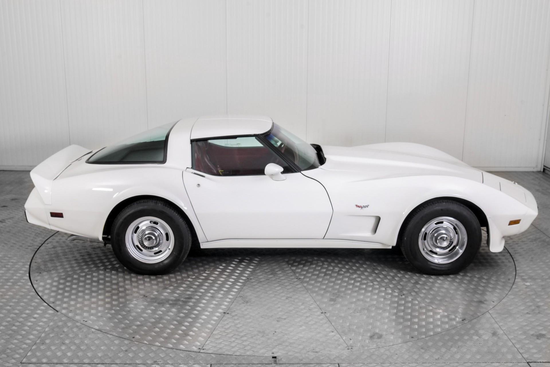 Chevrolet Corvette C3 T-Top Targa Foto 34