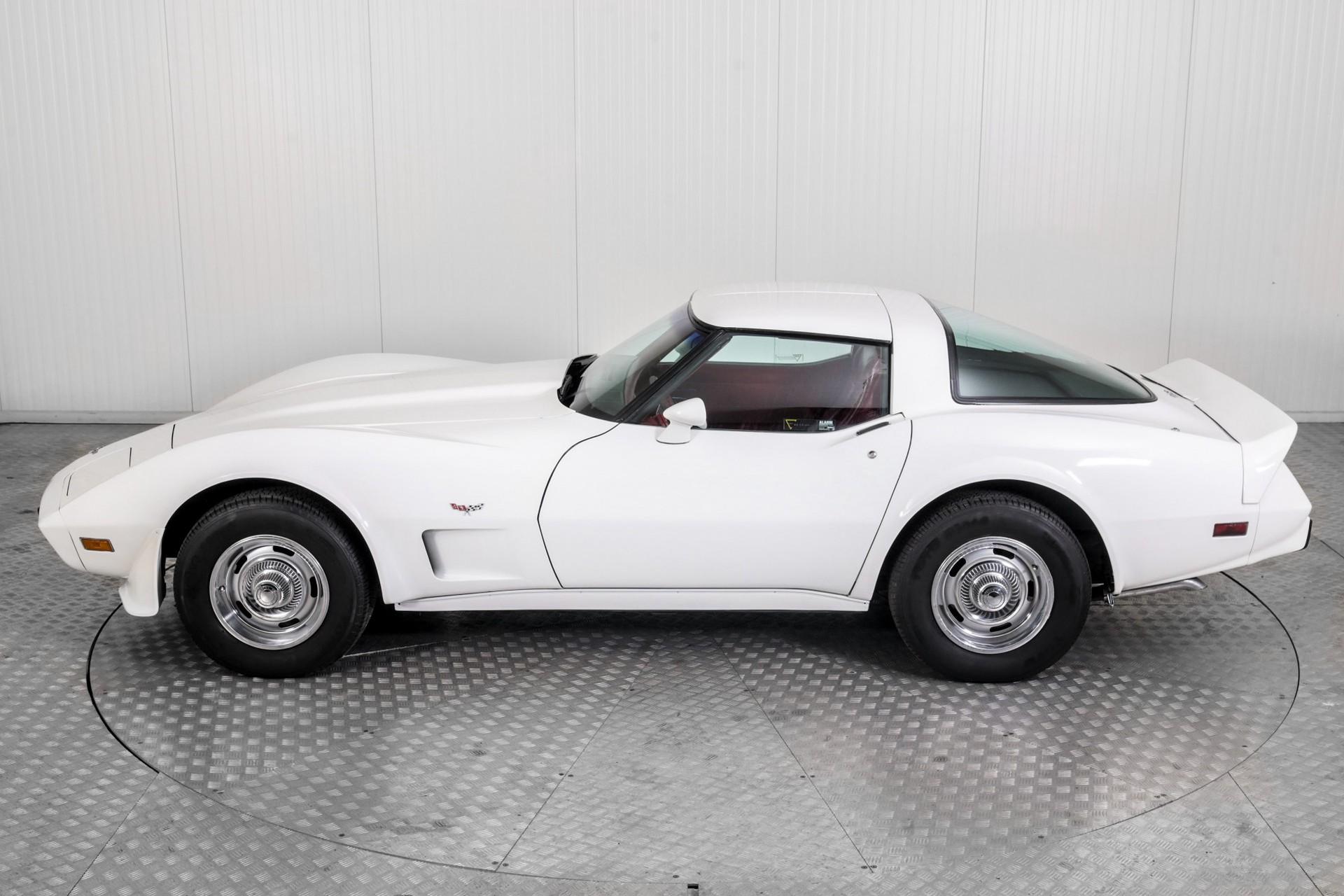 Chevrolet Corvette C3 T-Top Targa Foto 35
