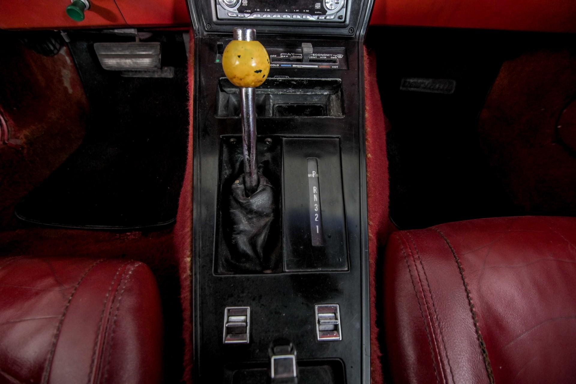 Chevrolet Corvette C3 T-Top Targa Foto 36