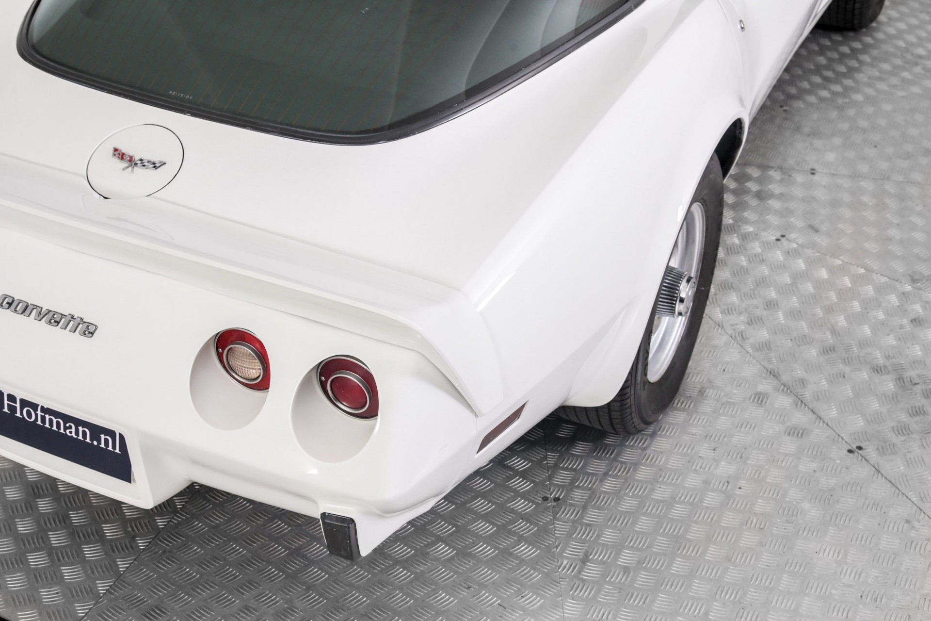 Chevrolet Corvette C3 T-Top Targa Foto 39
