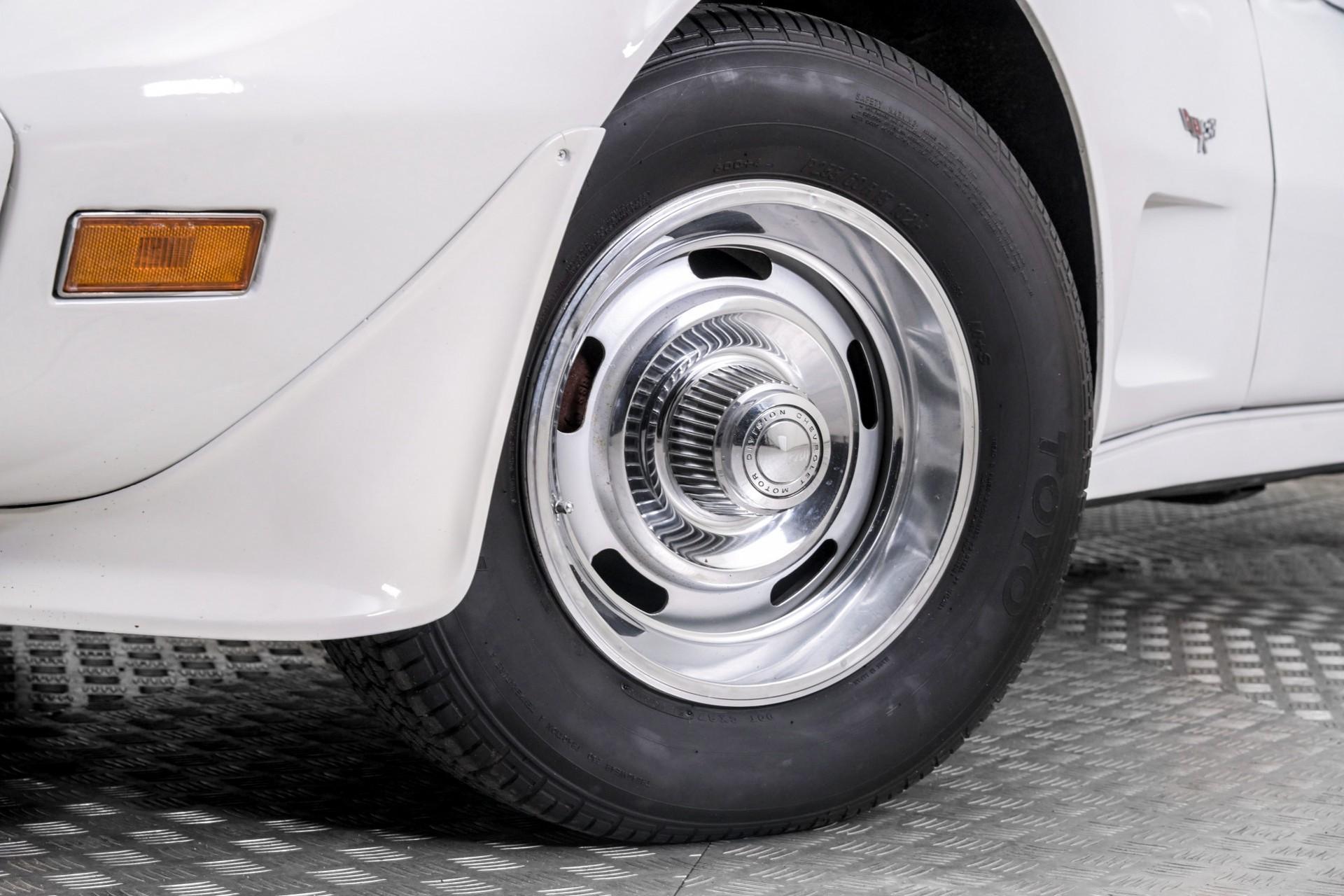 Chevrolet Corvette C3 T-Top Targa Foto 4