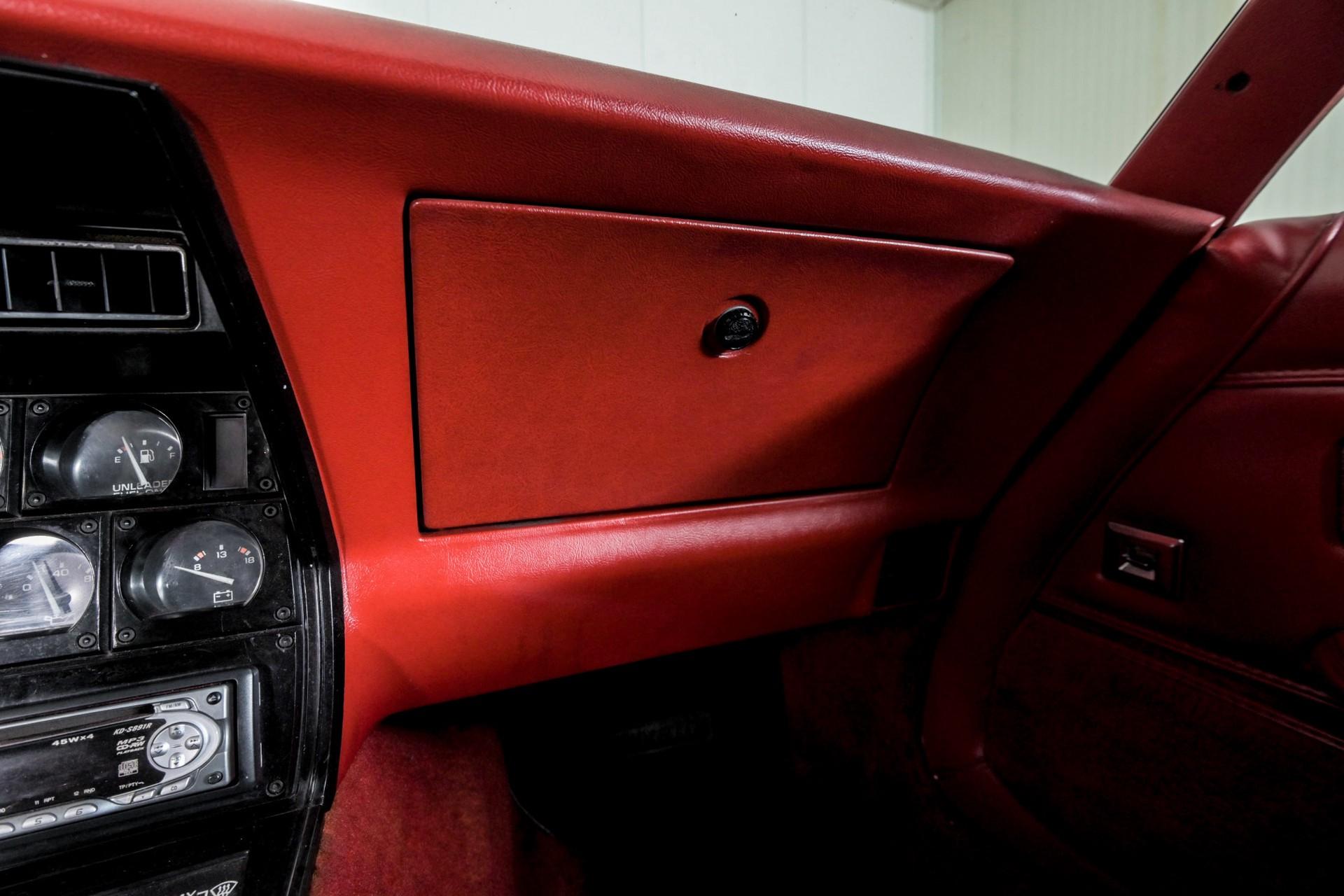 Chevrolet Corvette C3 T-Top Targa Foto 41