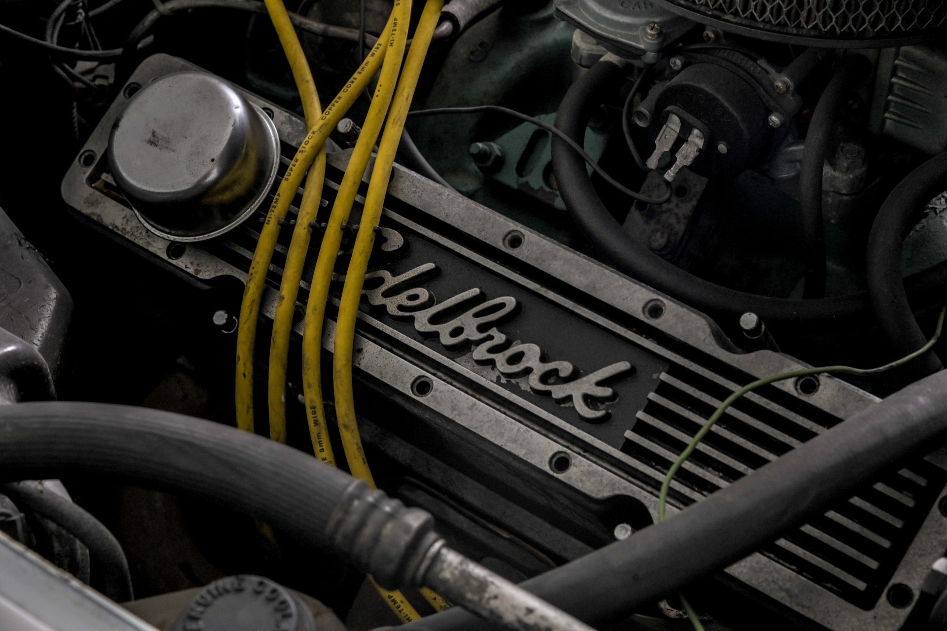 Chevrolet Corvette C3 T-Top Targa Foto 45