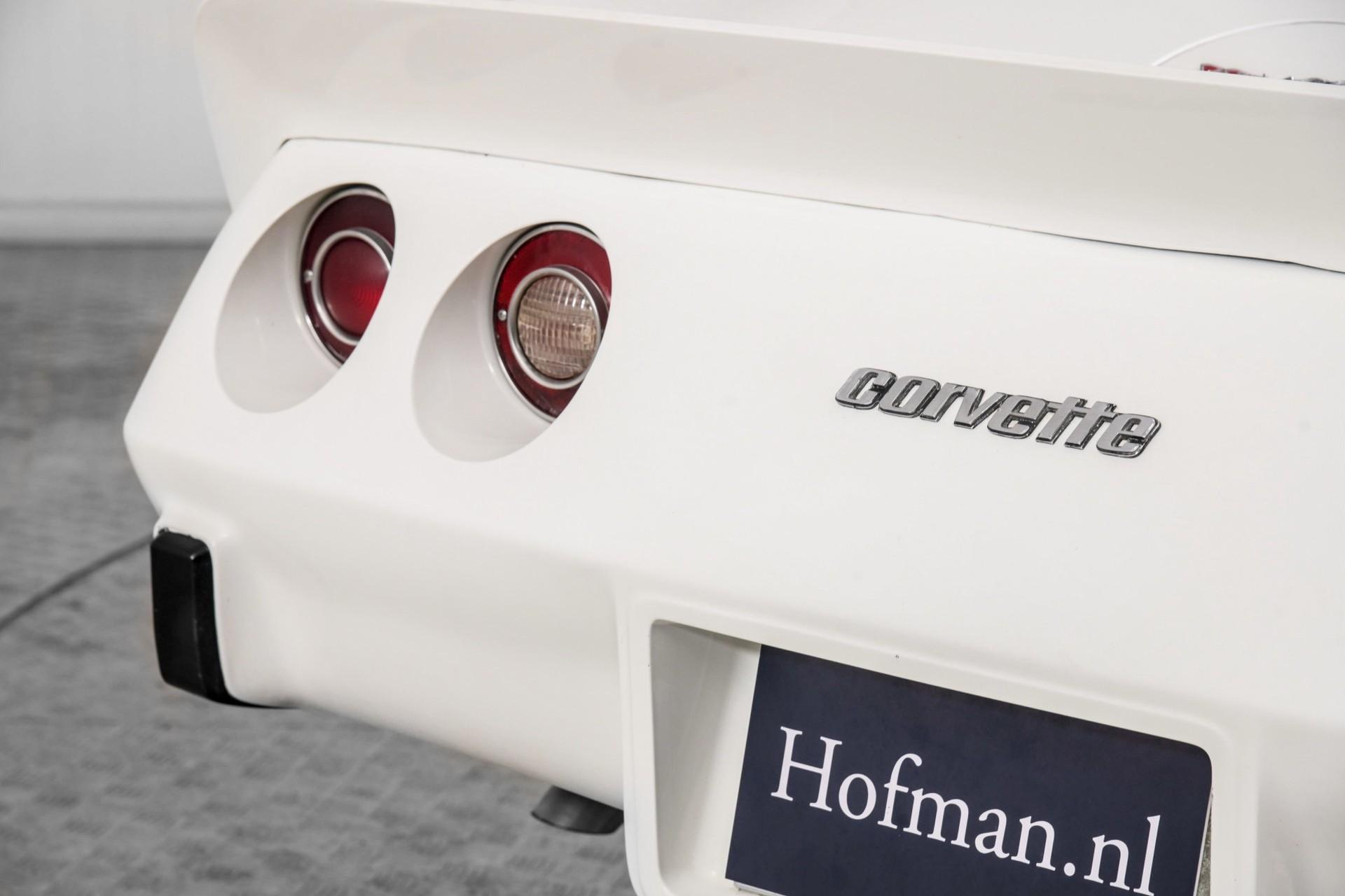 Chevrolet Corvette C3 T-Top Targa Foto 46