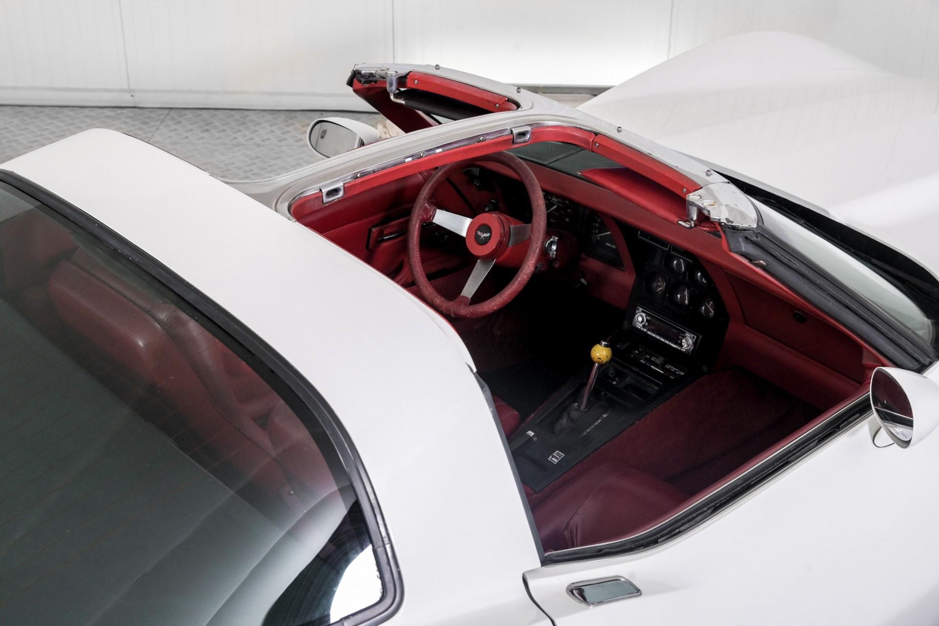 Chevrolet Corvette C3 T-Top Targa Foto 47