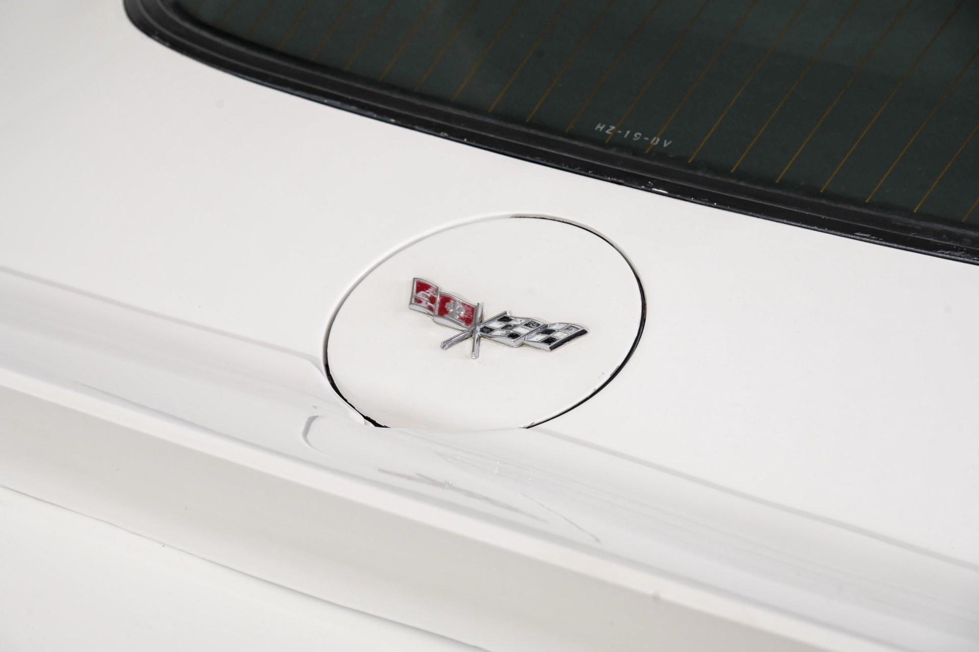 Chevrolet Corvette C3 T-Top Targa Foto 49