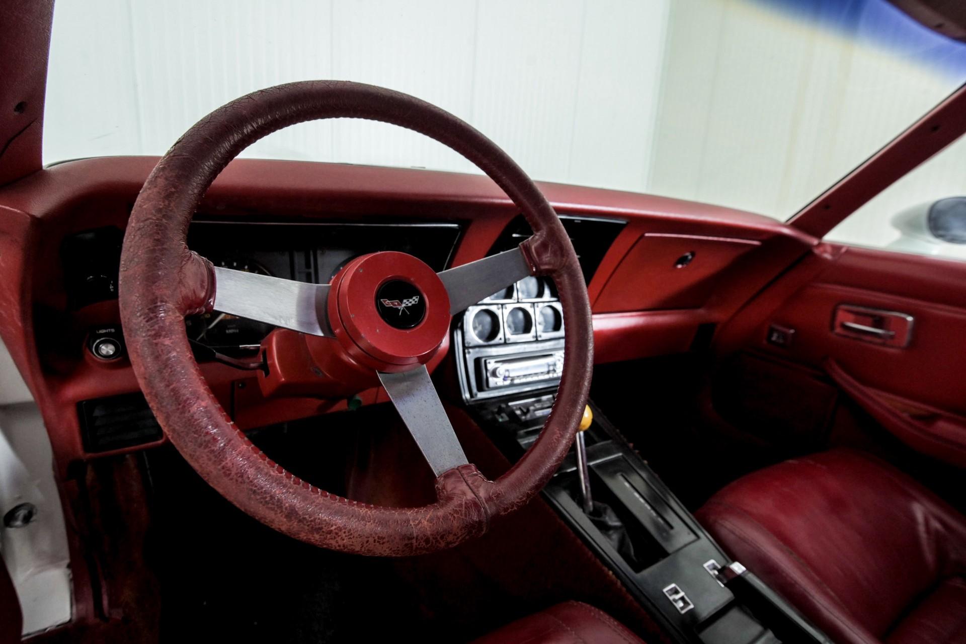 Chevrolet Corvette C3 T-Top Targa Foto 5