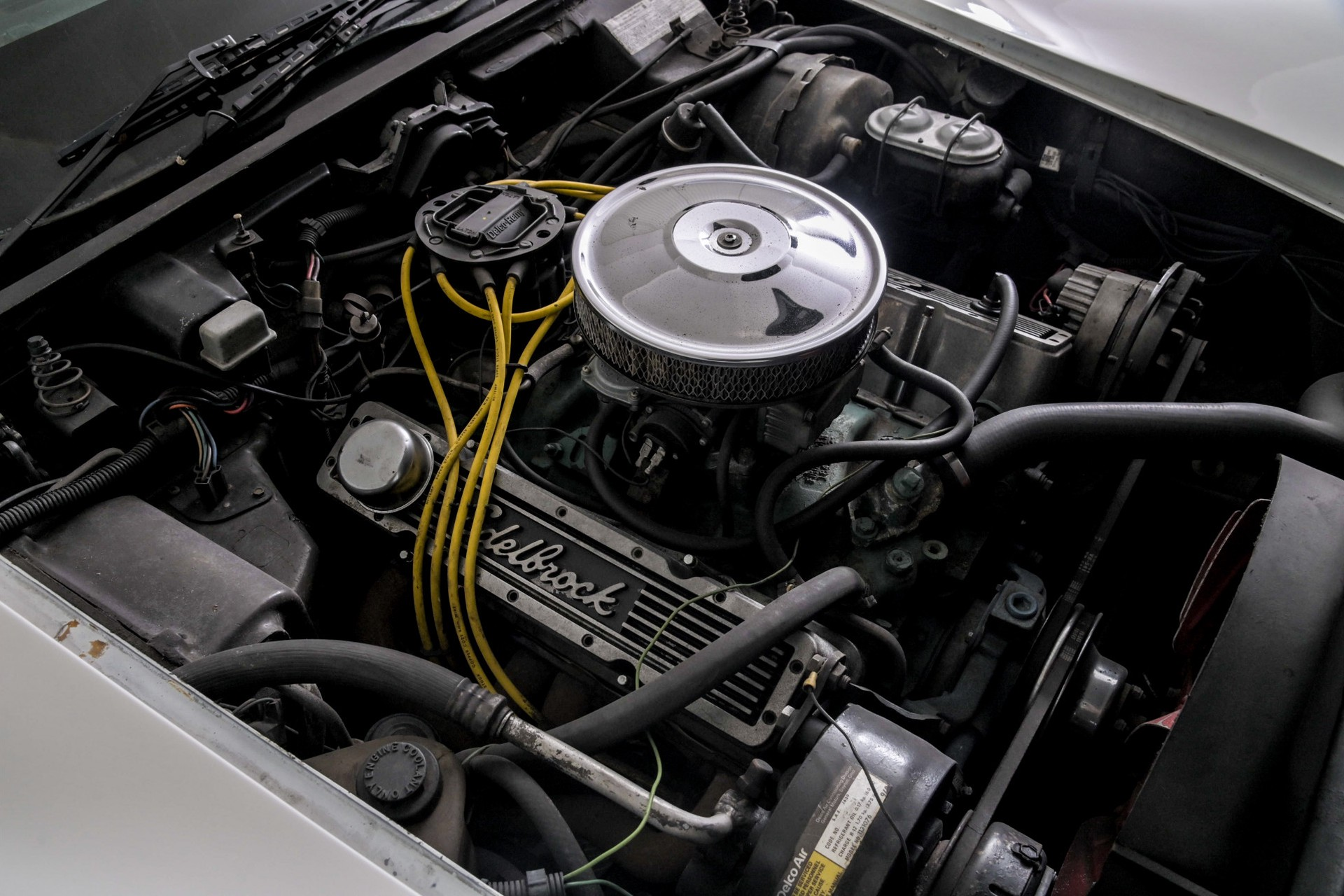 Chevrolet Corvette C3 T-Top Targa Foto 51
