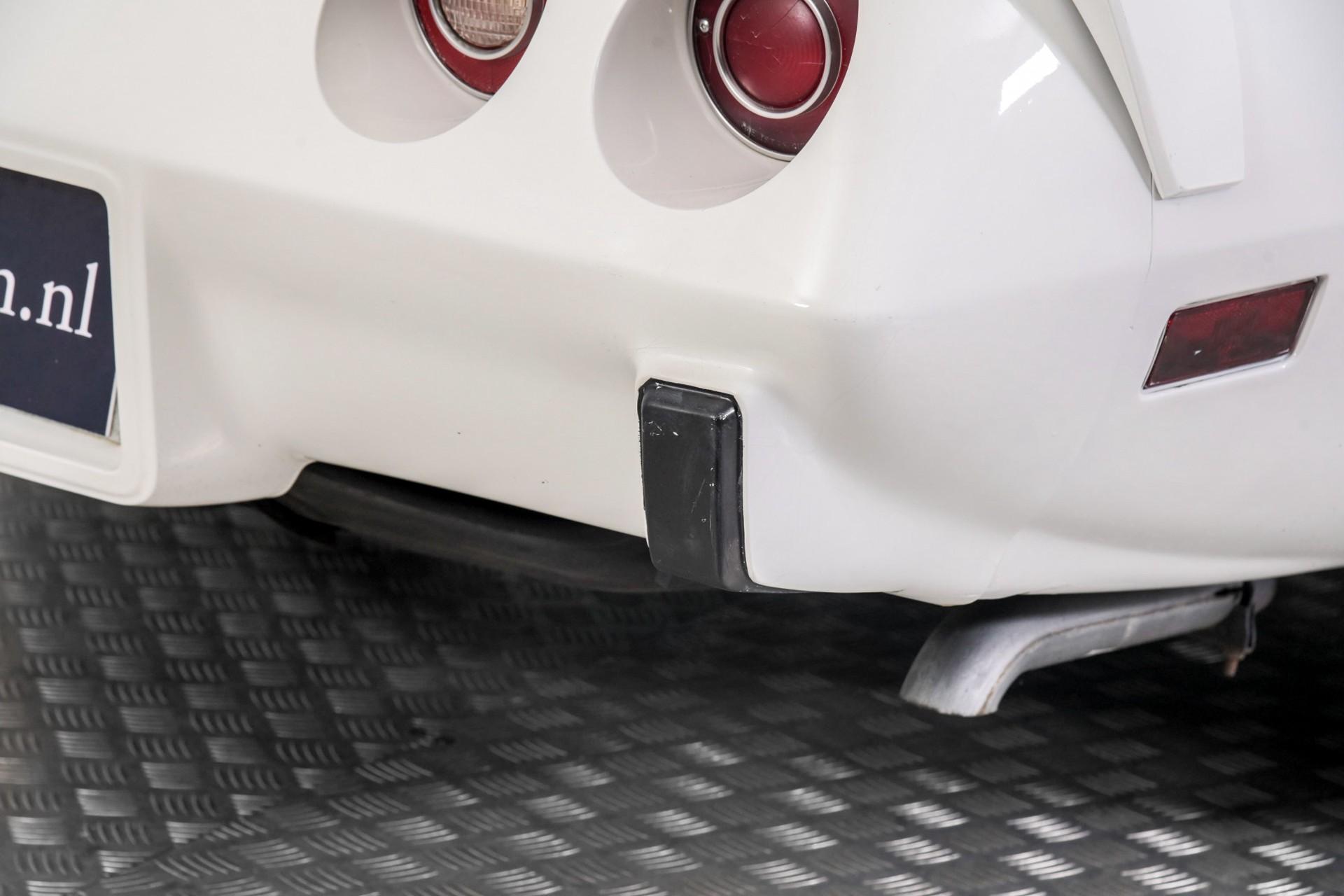 Chevrolet Corvette C3 T-Top Targa Foto 53