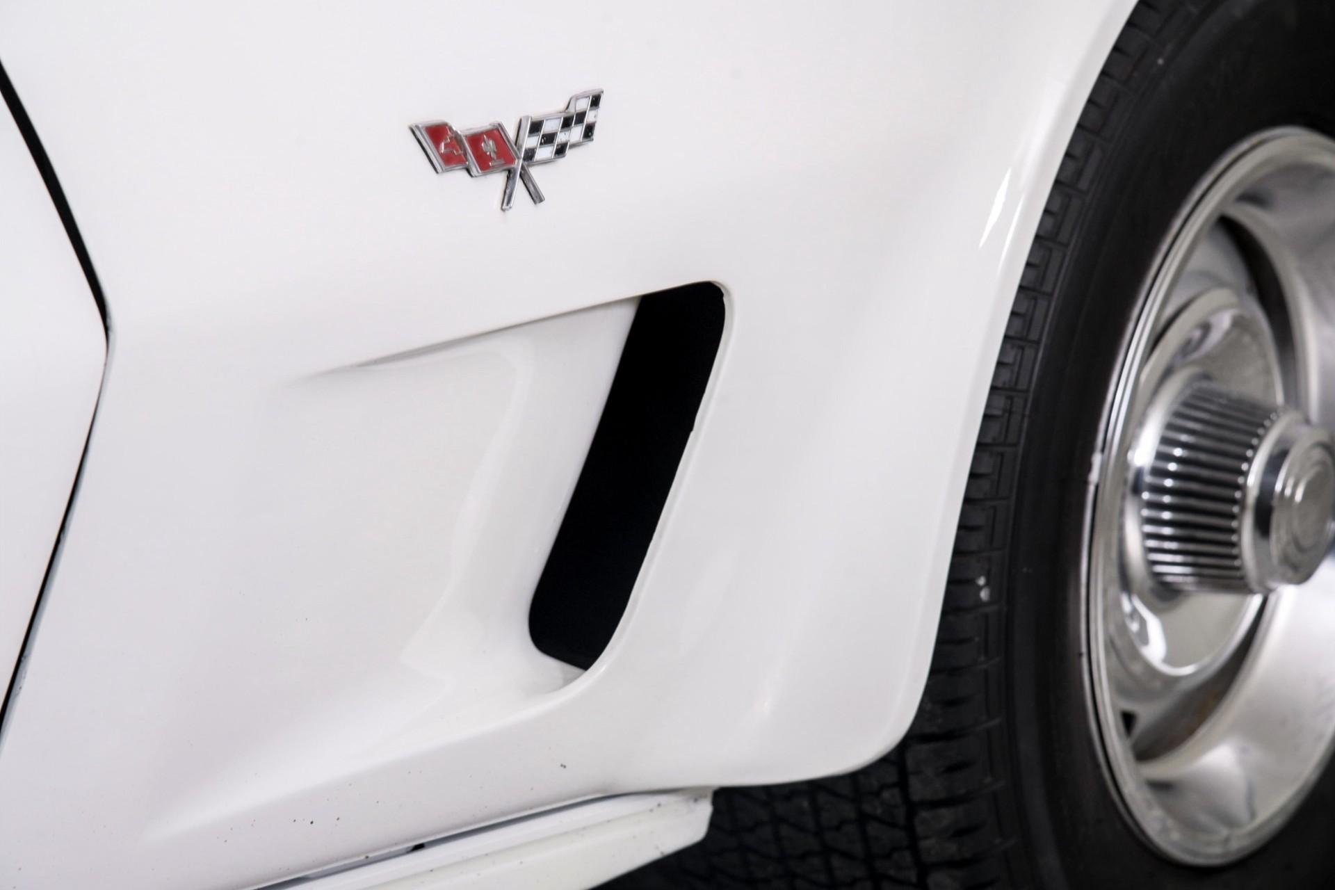 Chevrolet Corvette C3 T-Top Targa Foto 54