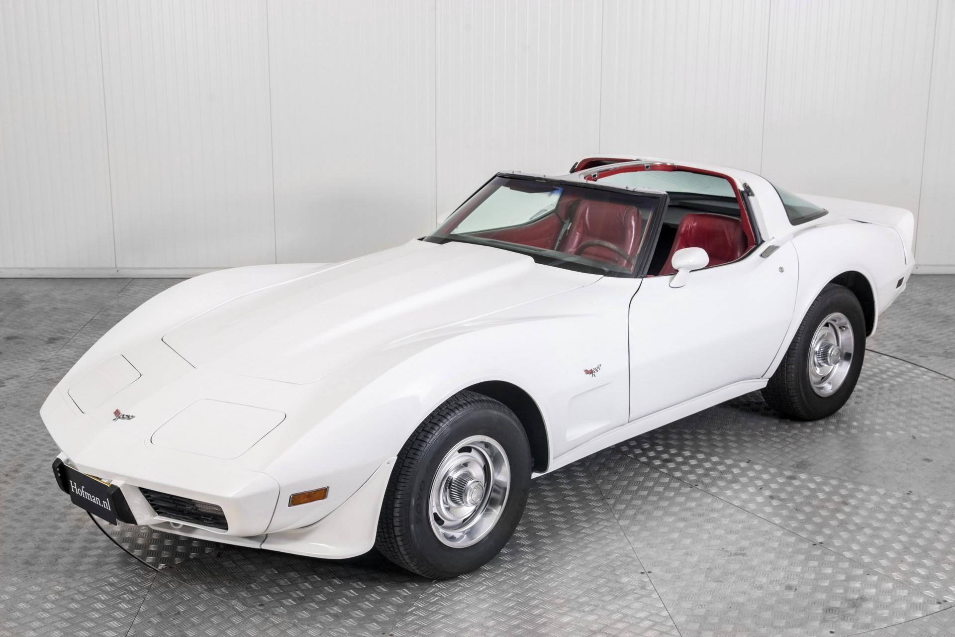 Chevrolet Corvette C3 T-Top Targa Foto 57