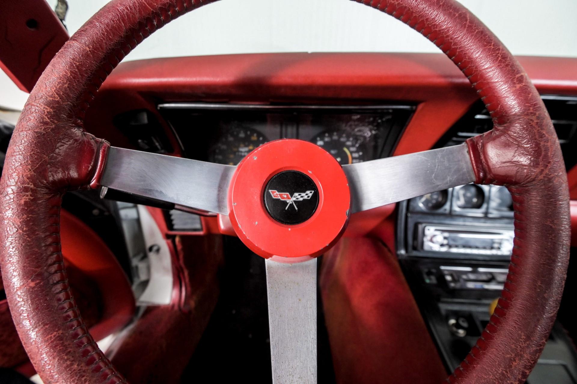 Chevrolet Corvette C3 T-Top Targa Foto 6