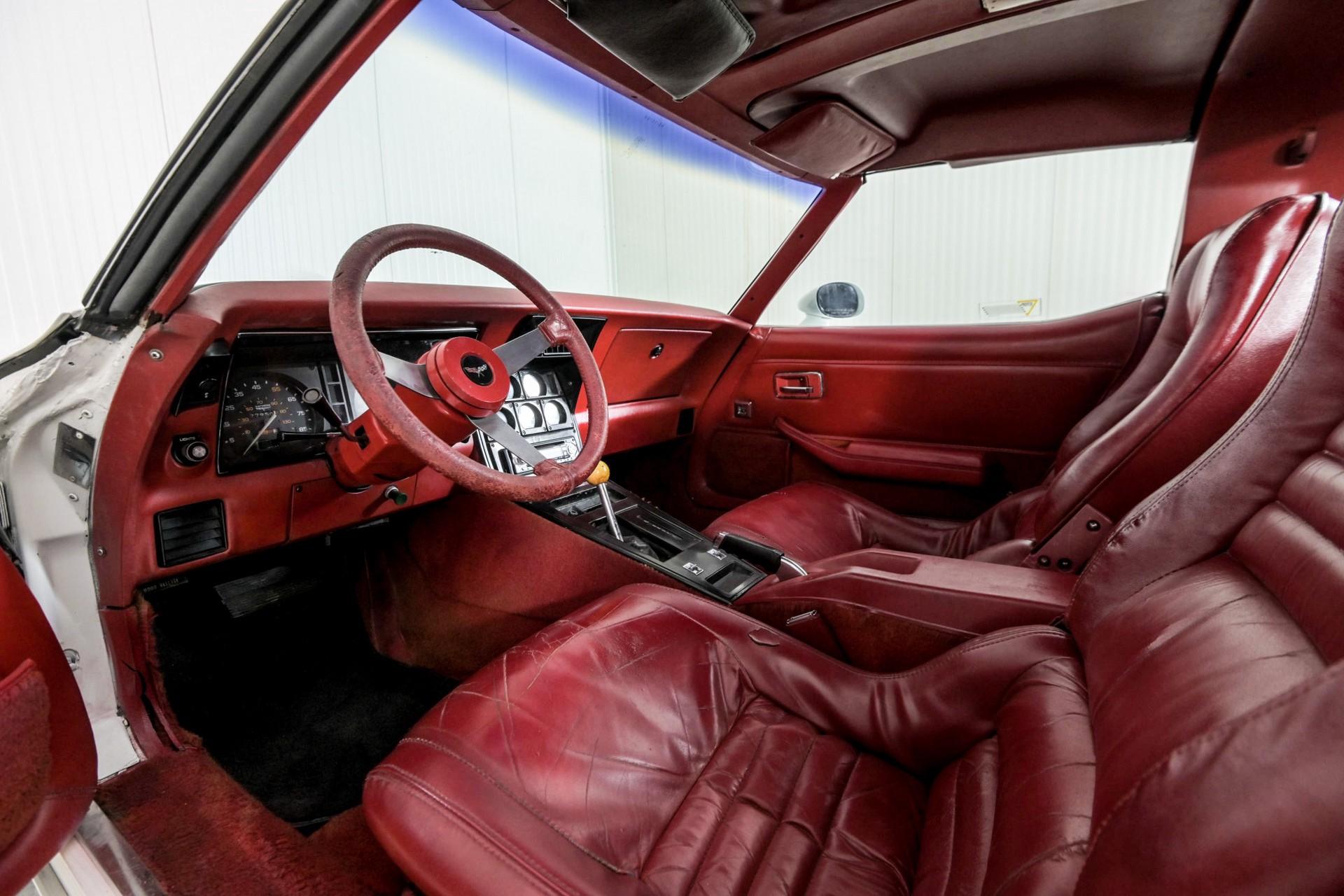 Chevrolet Corvette C3 T-Top Targa Foto 9