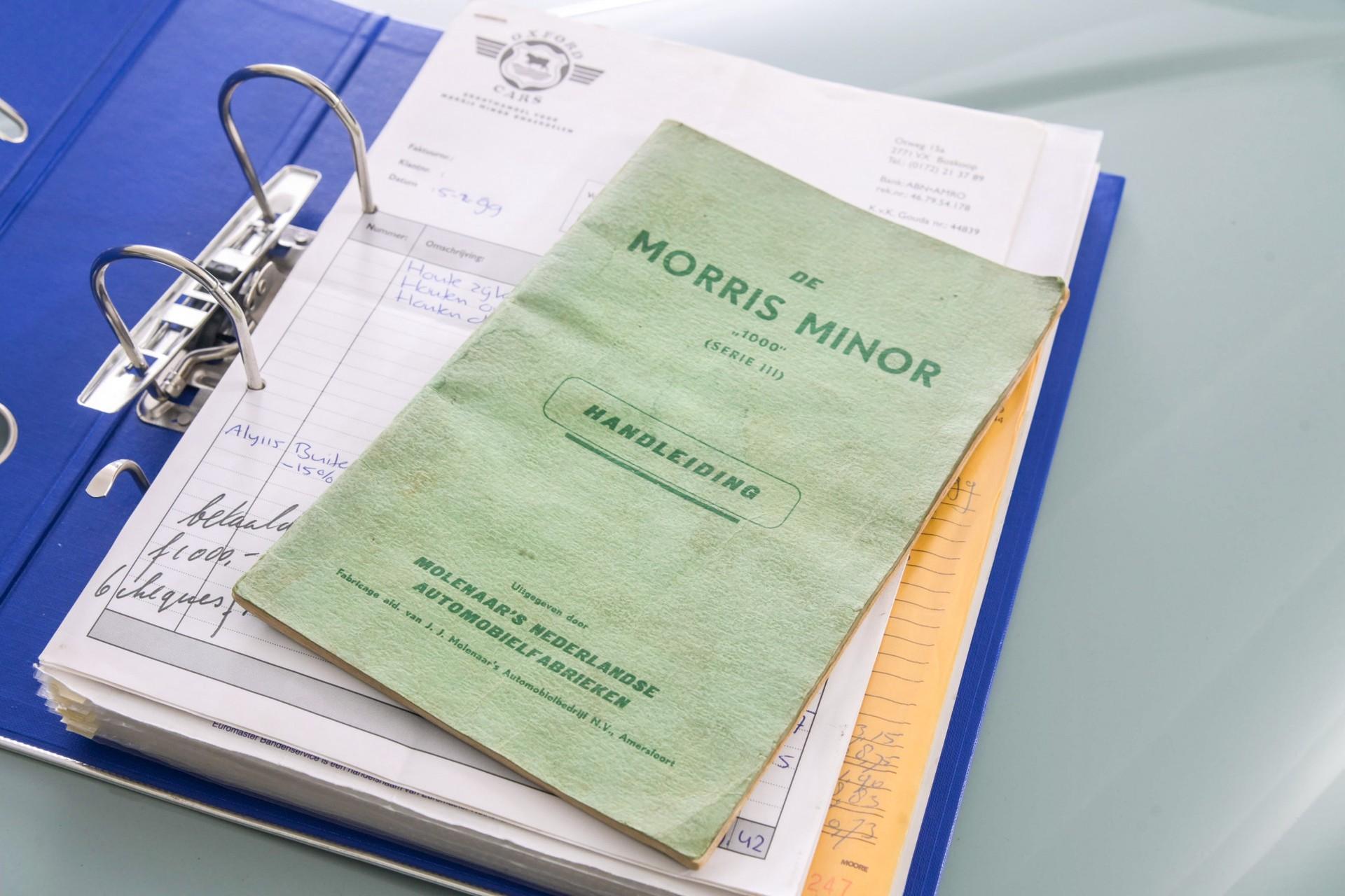 Morris Minor Traveller   Foto 71