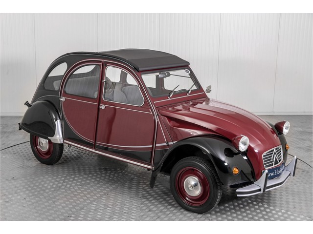 Citroën 2CV Charleston Foto 14