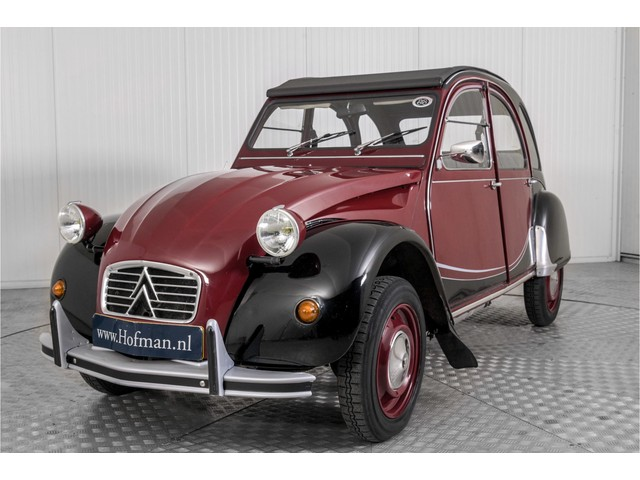 Citroën 2CV Charleston Foto 43