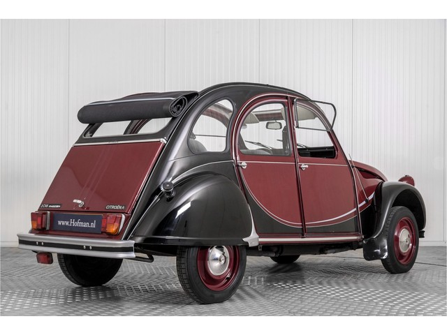 Citroën 2CV Charleston Foto 50