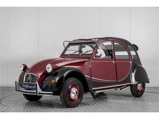 Citroën 2CV Charleston Foto 52