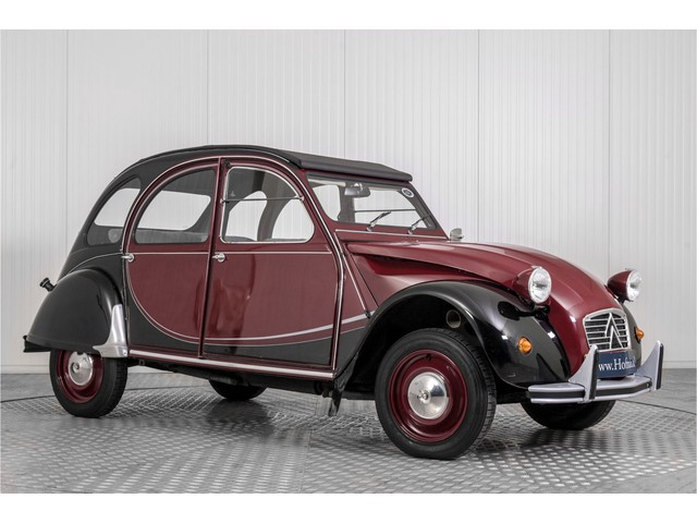 Citroën 2CV Charleston Foto 6