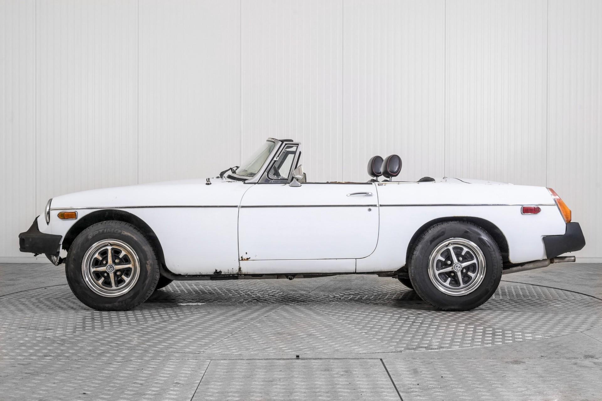 MG B 1.8 Roadster Foto 16