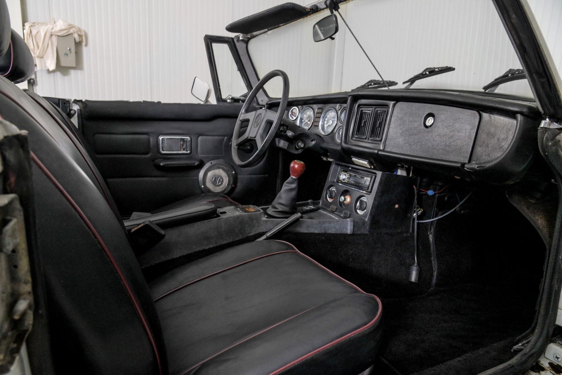 MG B 1.8 Roadster Foto 17