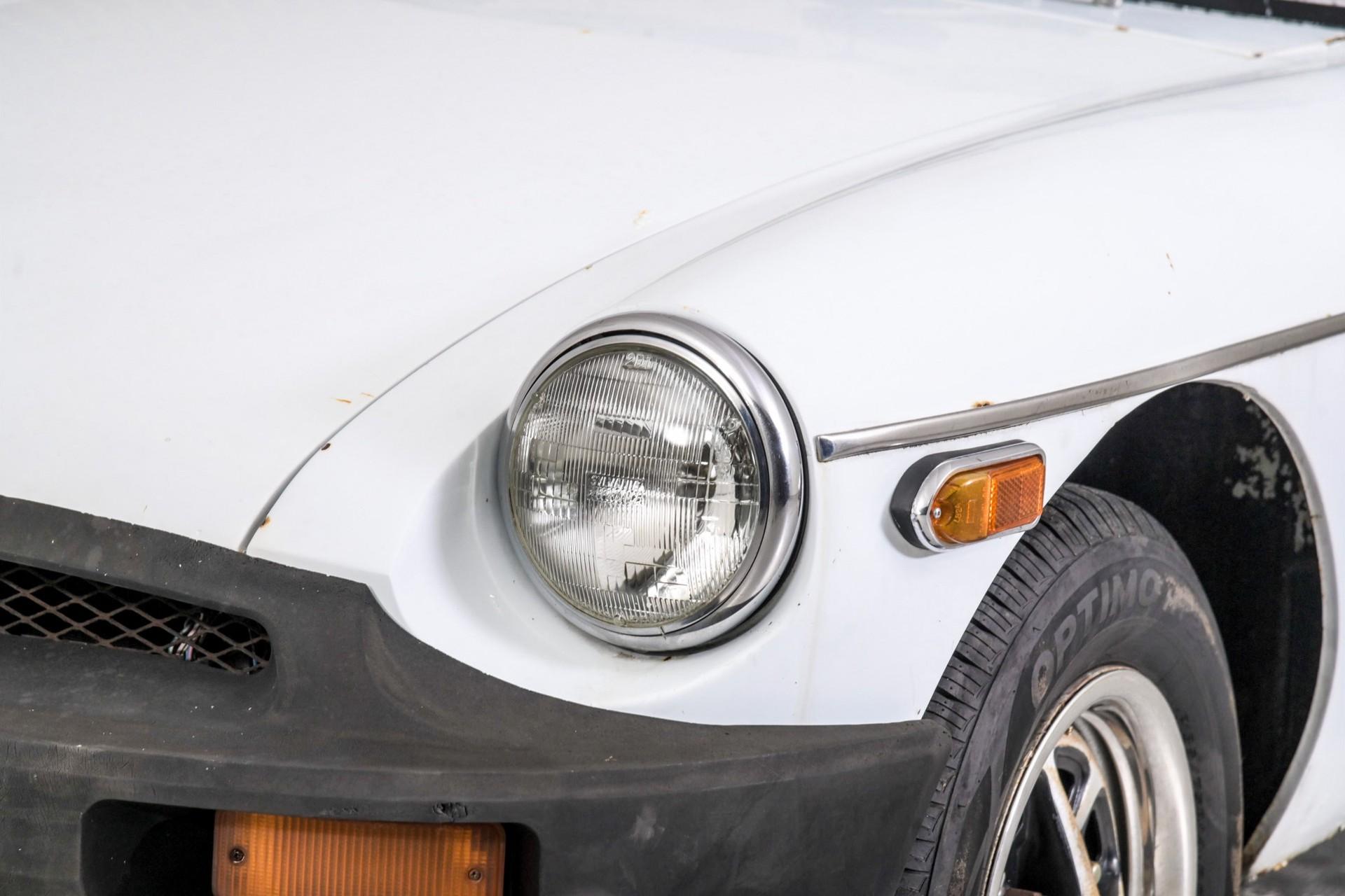 MG B 1.8 Roadster Foto 20