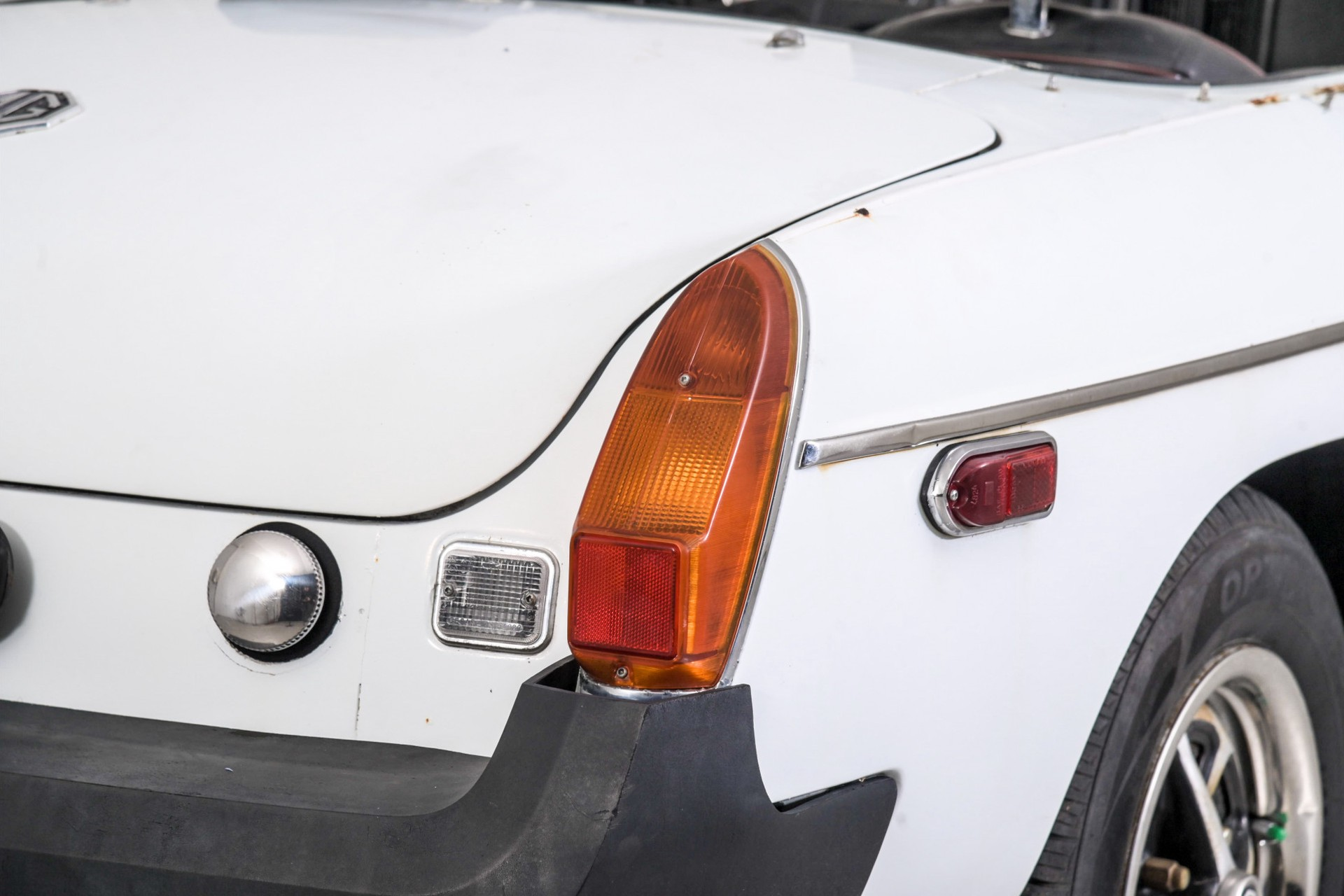 MG B 1.8 Roadster Foto 27