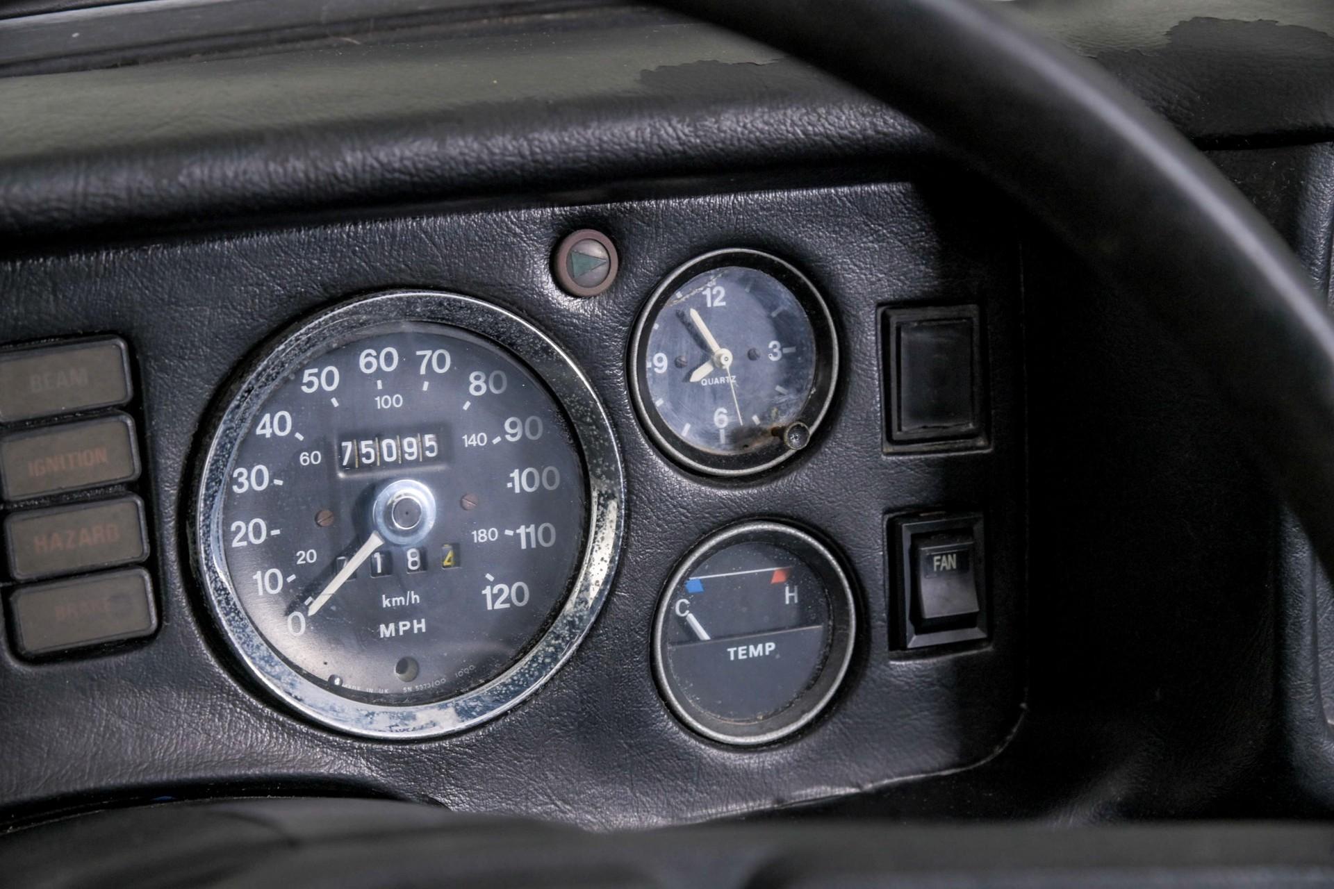 MG B 1.8 Roadster Foto 36