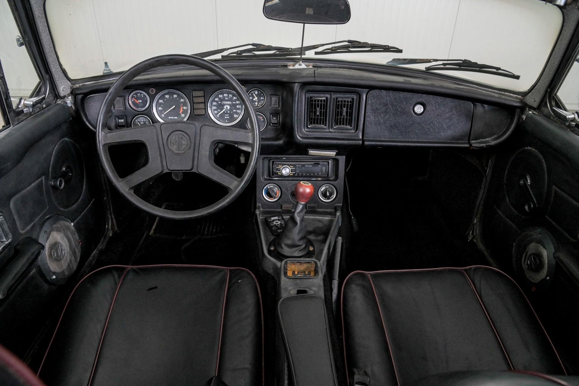 MG B 1.8 Roadster Foto 4