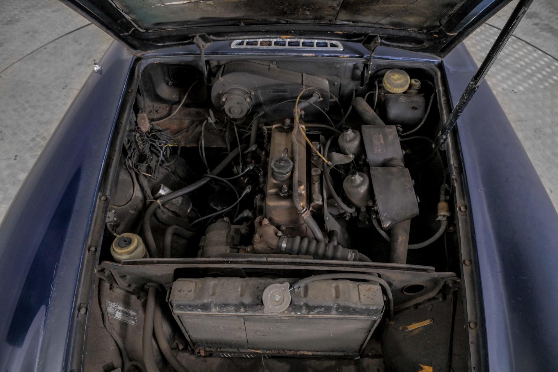 MG B 1.8 GT overdrive Foto 37