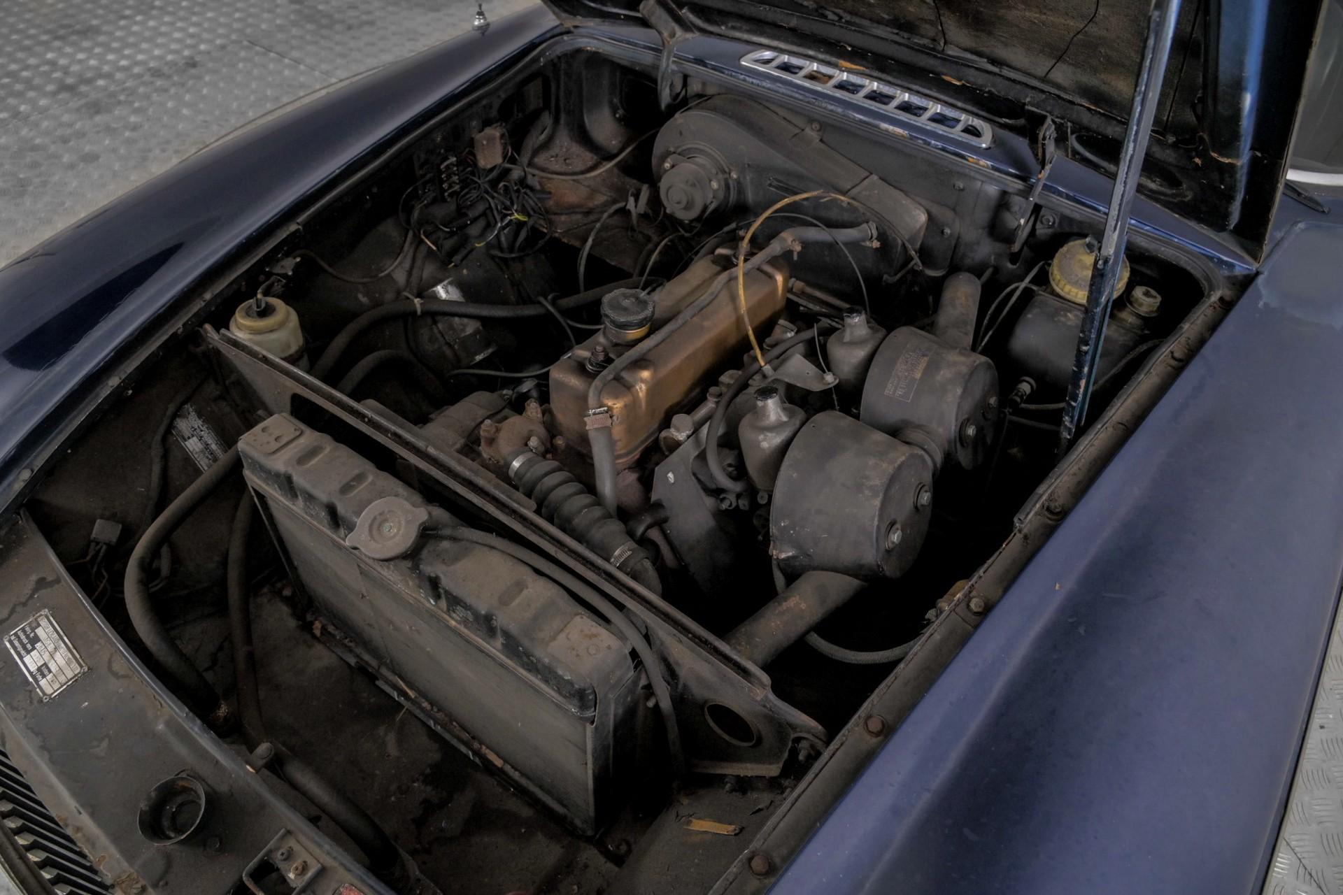 MG B 1.8 GT overdrive Foto 61