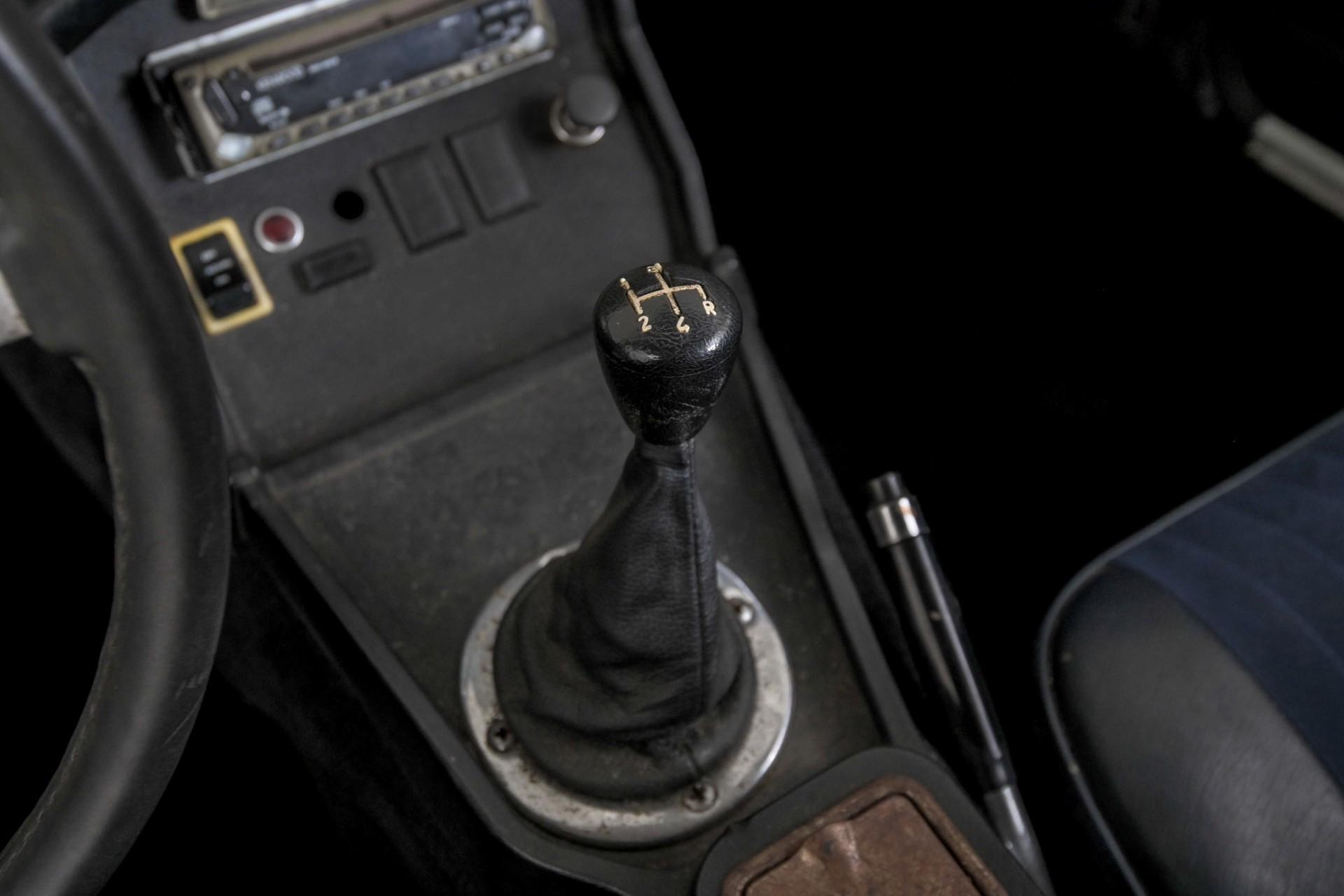 MG B 1.8 GT overdrive Foto 64