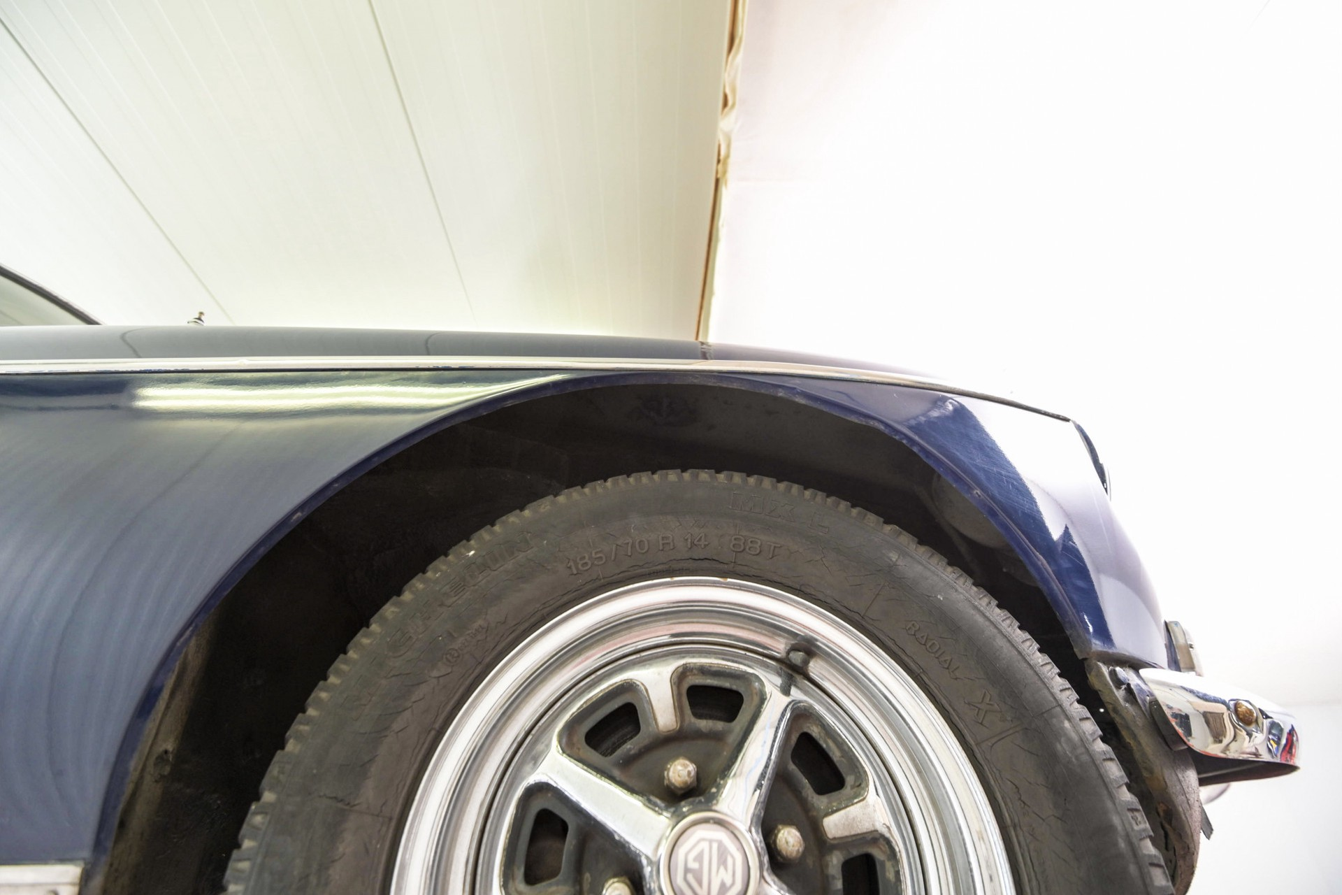 MG B 1.8 GT overdrive Foto 80