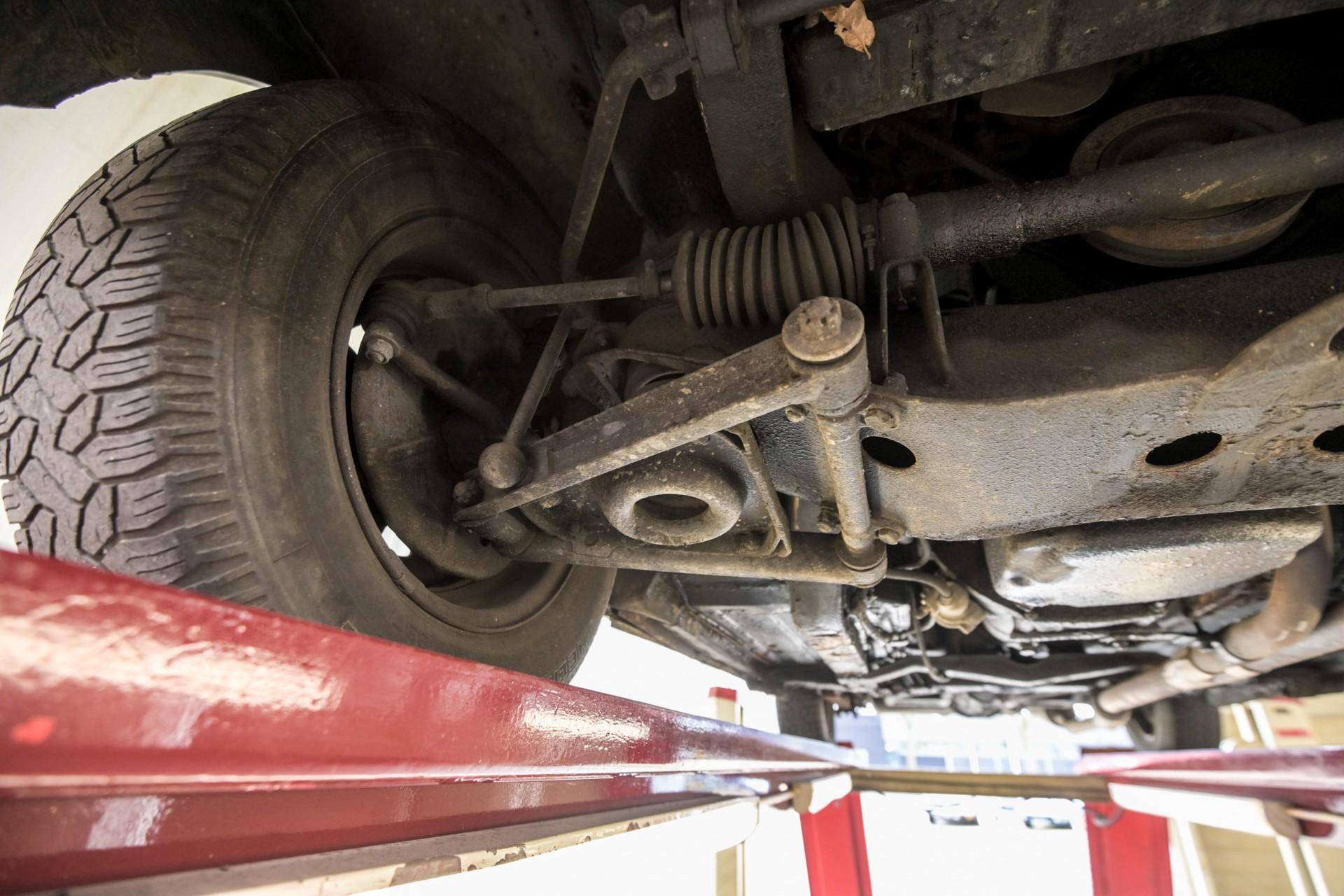 MG B 1.8 GT overdrive Foto 86