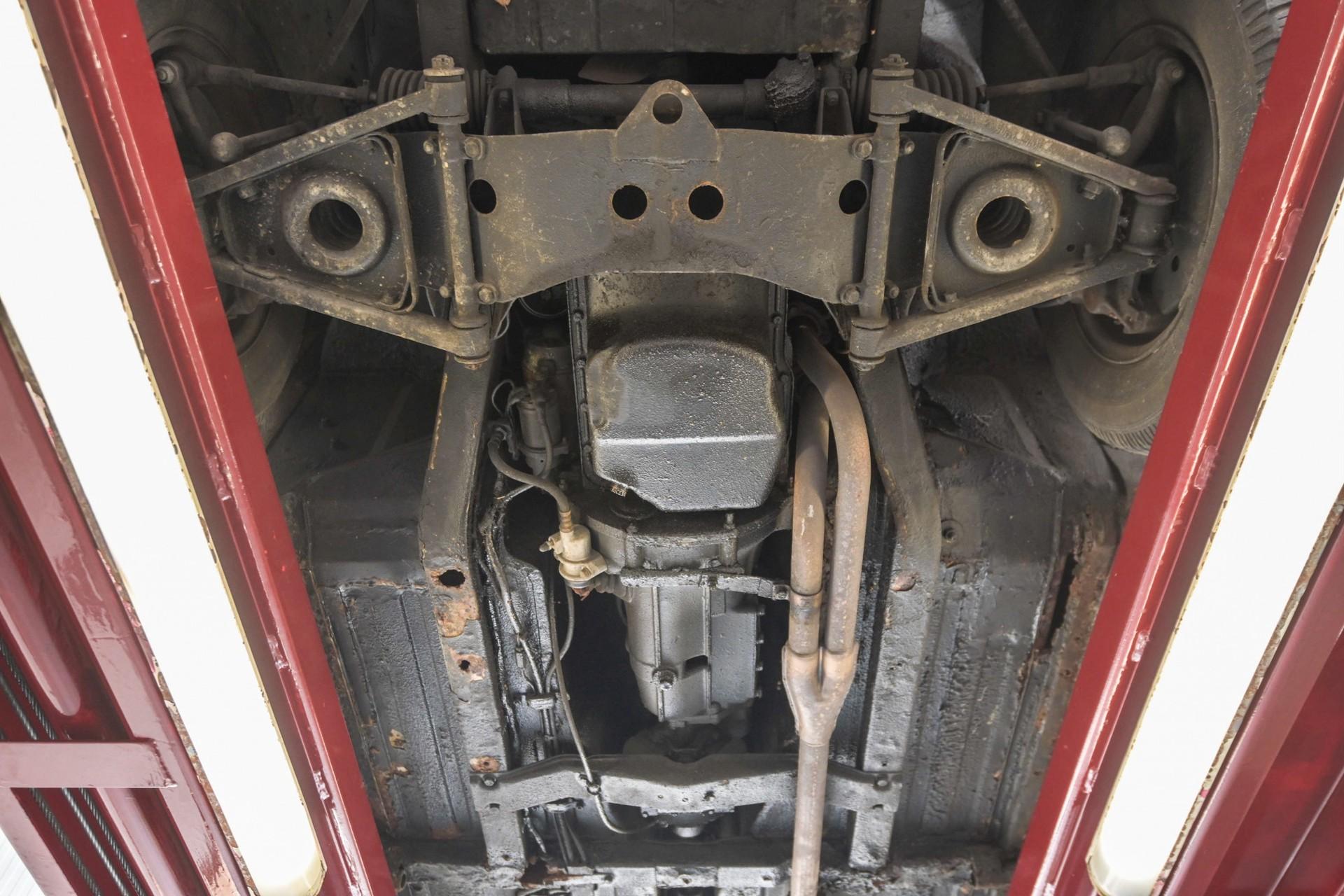 MG B 1.8 GT overdrive Foto 88