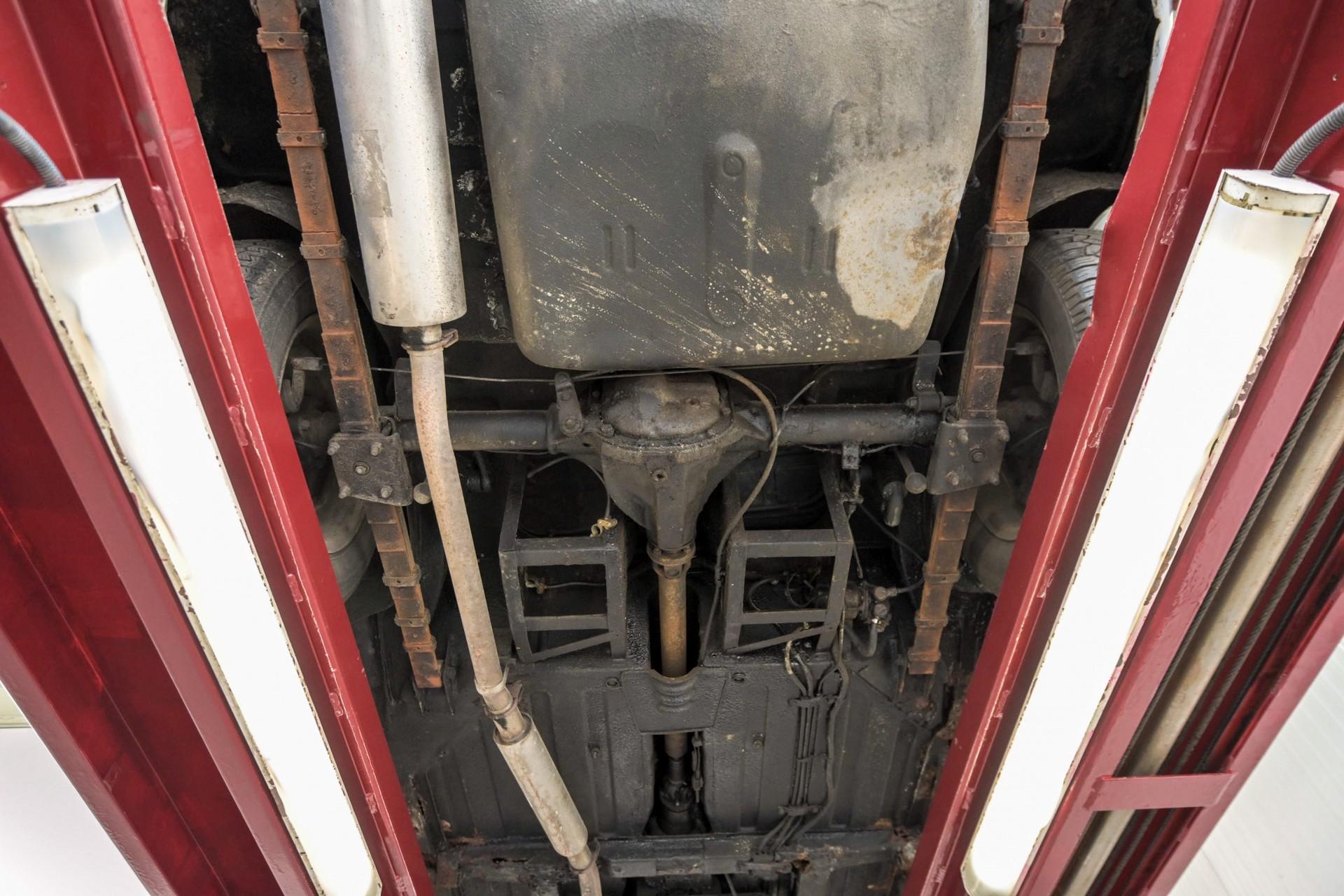 MG B 1.8 GT overdrive Foto 93