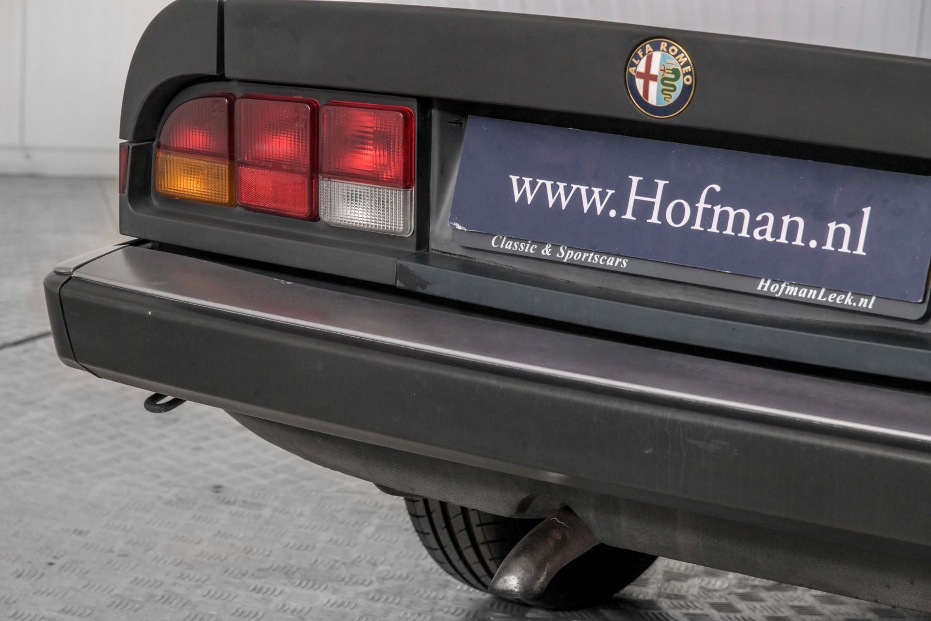 Alfa Romeo Spider 1.6 Foto 25