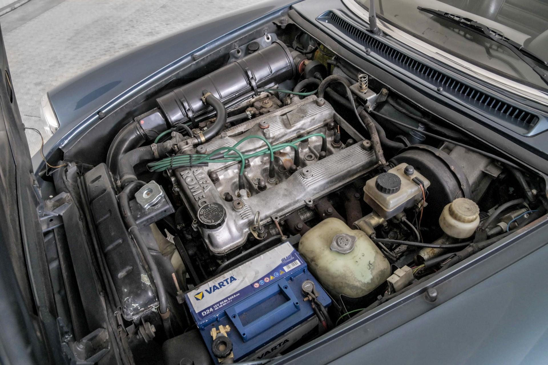 Alfa Romeo Spider 1.6 Foto 36