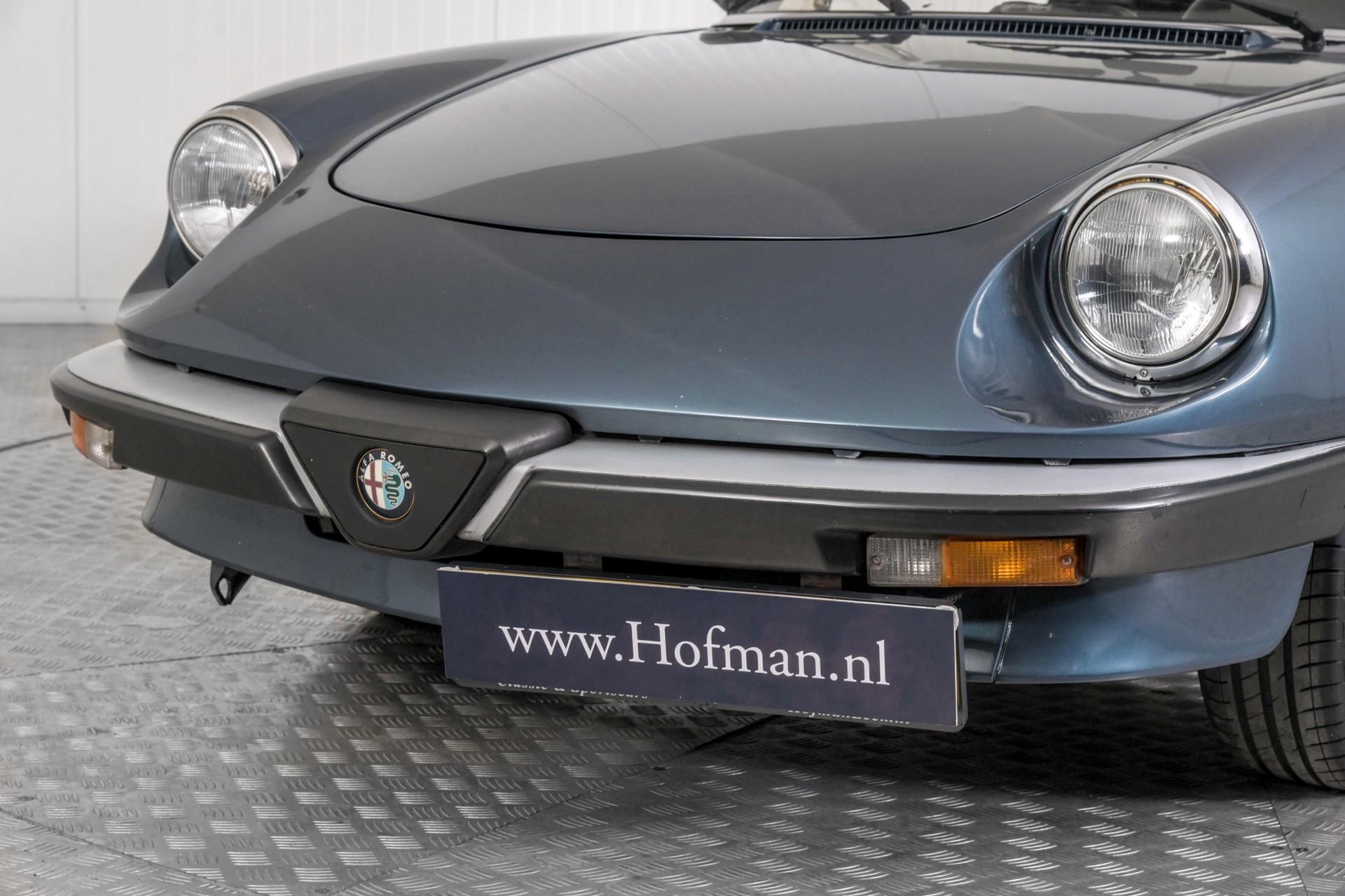 Alfa Romeo Spider 1.6 Foto 38