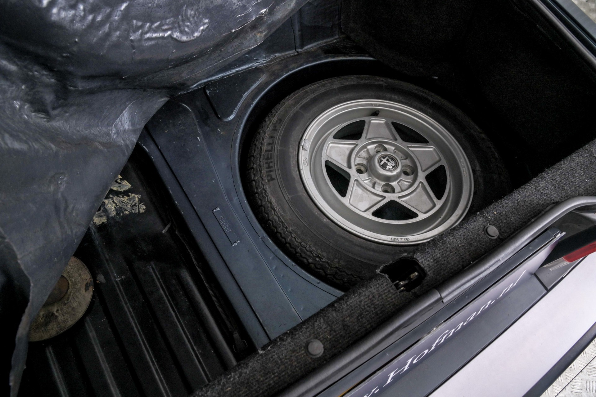 Alfa Romeo Spider 1.6 Foto 45