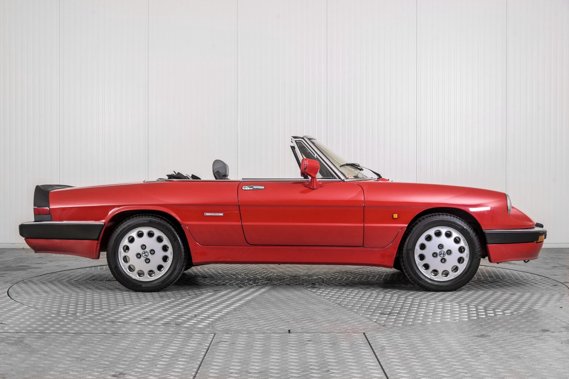 Alfa Romeo Spider 2.0 QV quadrifoglio verde slechts 75.000 KM! Foto 16